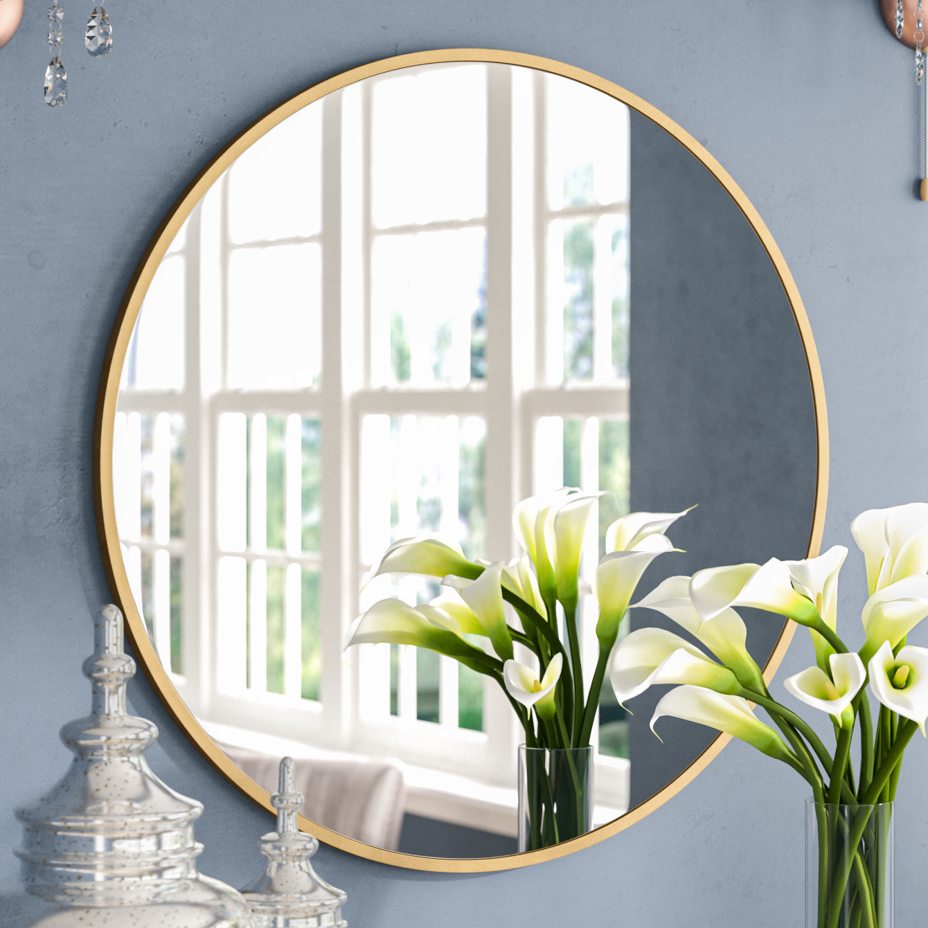 Widely Used Katsikis Accent Mirror Throughout Moseley Accent Mirrors (View 6 of 20)