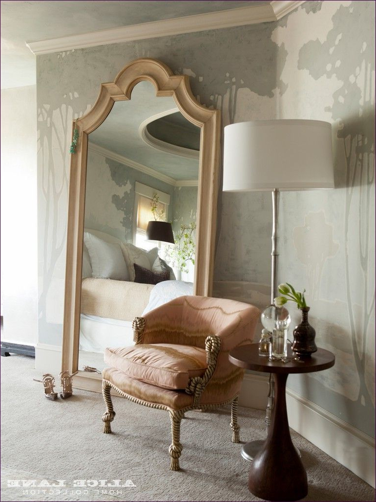 Widely Used Long Black Wall Mirrors Pertaining To 12+ Hair Raising Wall Mirror Design Jewelry Storage Ideas (View 19 of 20)
