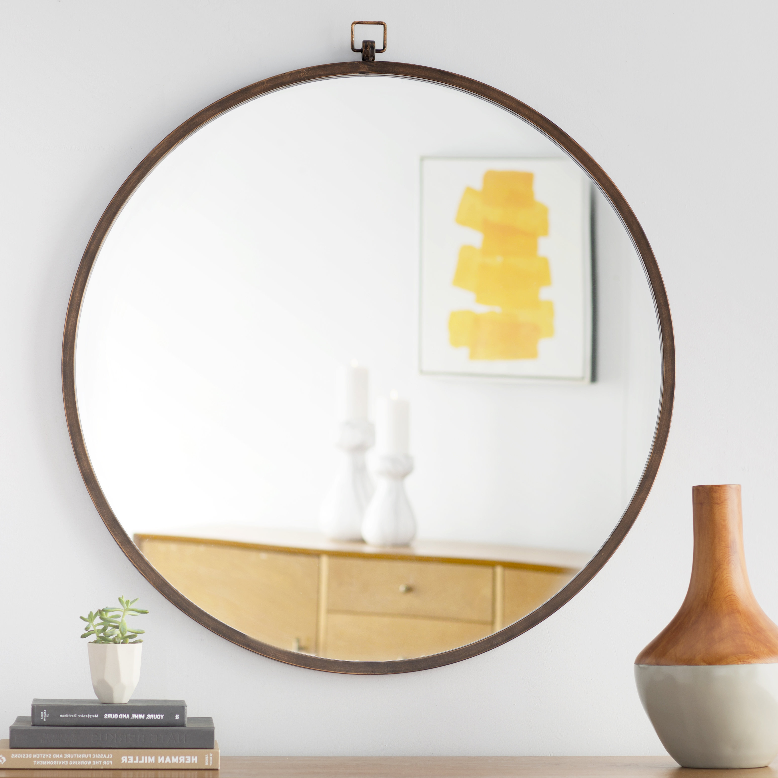 Widely Used Minerva Accent Mirrors Within Minerva Accent Mirror (Gallery 3 of 20)