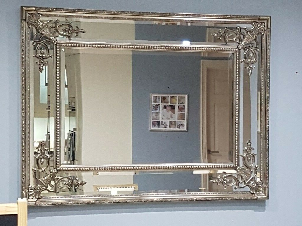 Widely Used Pewter Wall Mirror – Mirror Ideas Regarding Pewter Wall Mirrors (View 20 of 20)