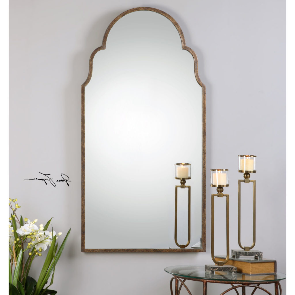 Widely Used Stand Up Wall Mirrors Within Homeware: Floor Length Mirrors (Gallery 13 of 20)