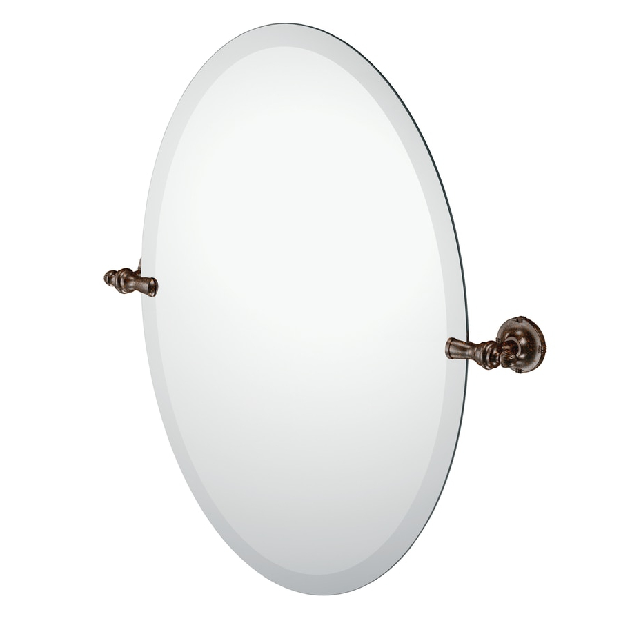 Widely Used Tilt Wall Mirrors Within Moen Gilcrest 26 In H X (View 20 of 20)