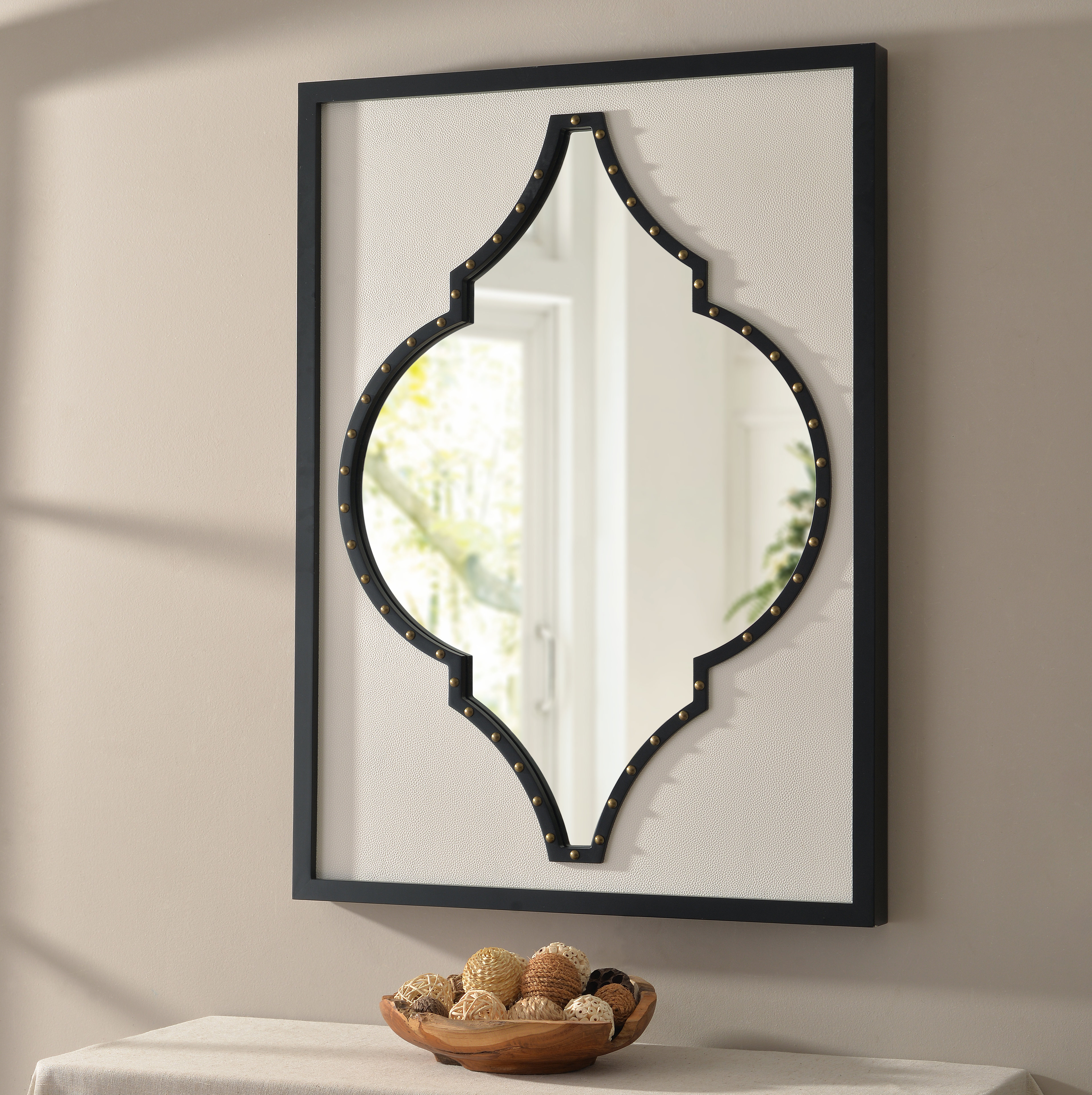 Woll Accent Mirror Intended For Most Up To Date Polito Cottage/country Wall Mirrors (View 3 of 20)