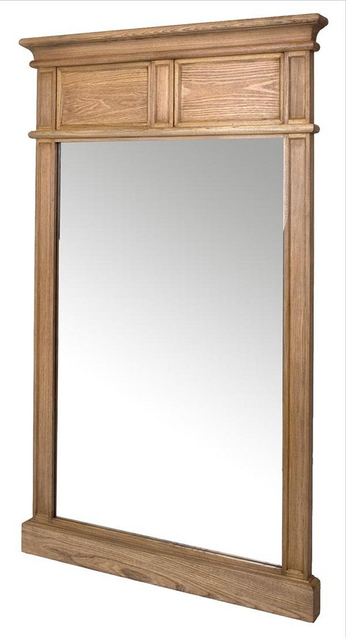 Wood Wall Mirrors Pertaining To Fashionable Wooden Wall Mirrors (View 17 of 20)