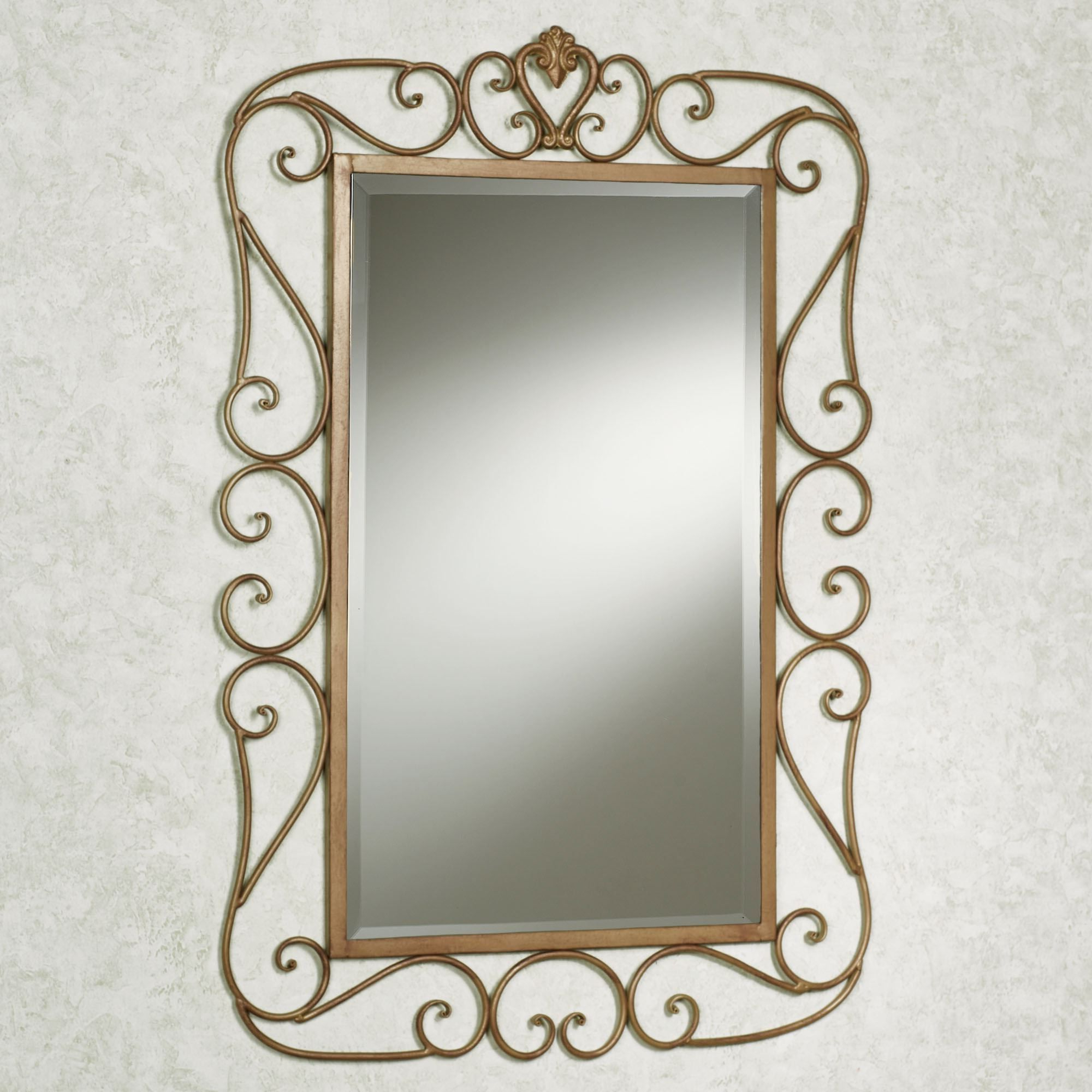 Featured Photo of Wrought Iron Wall Mirrors