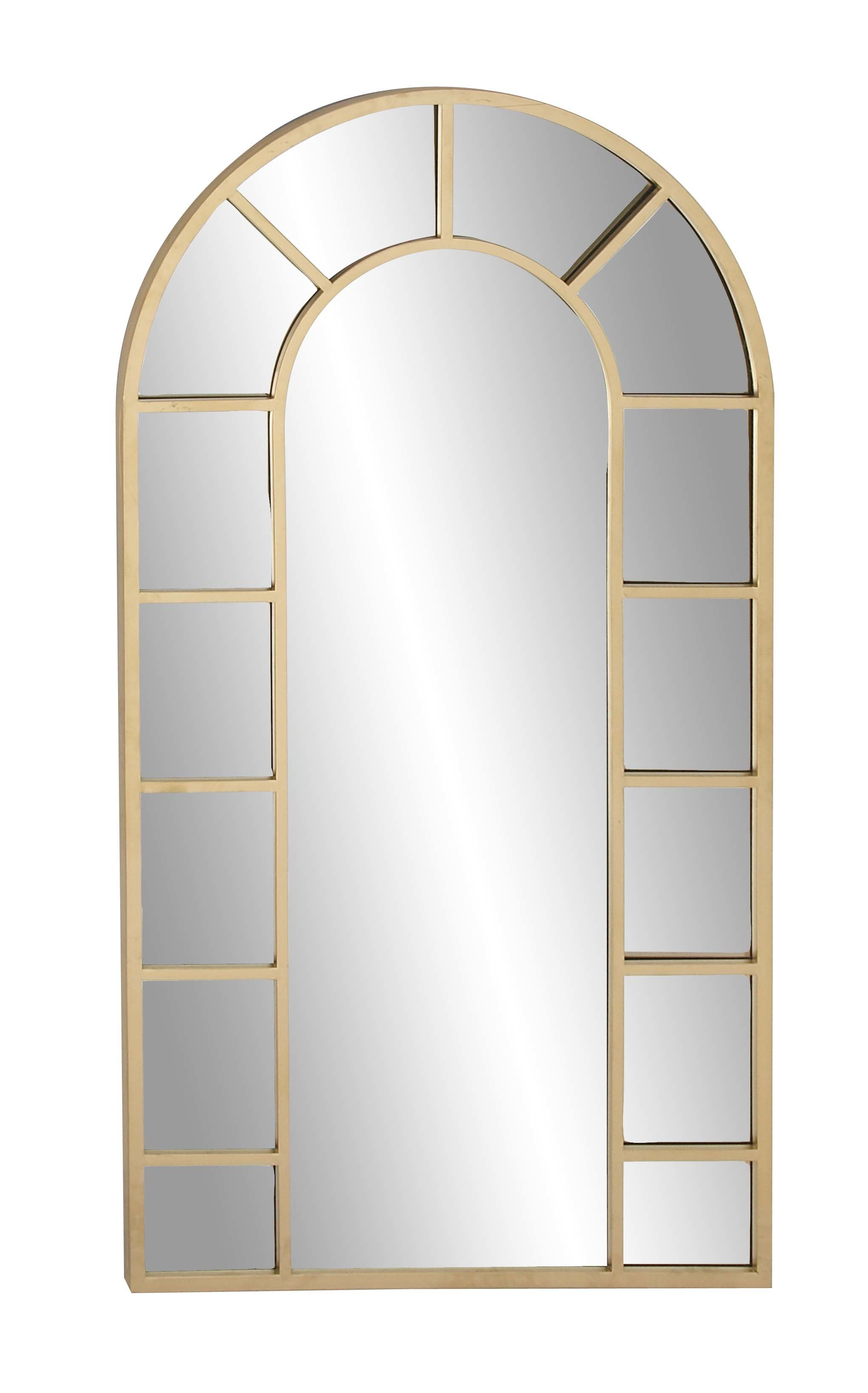 Yarger Modern & Contemporary Accent Mirror Throughout Most Popular Tellier Accent Wall Mirrors (View 20 of 20)