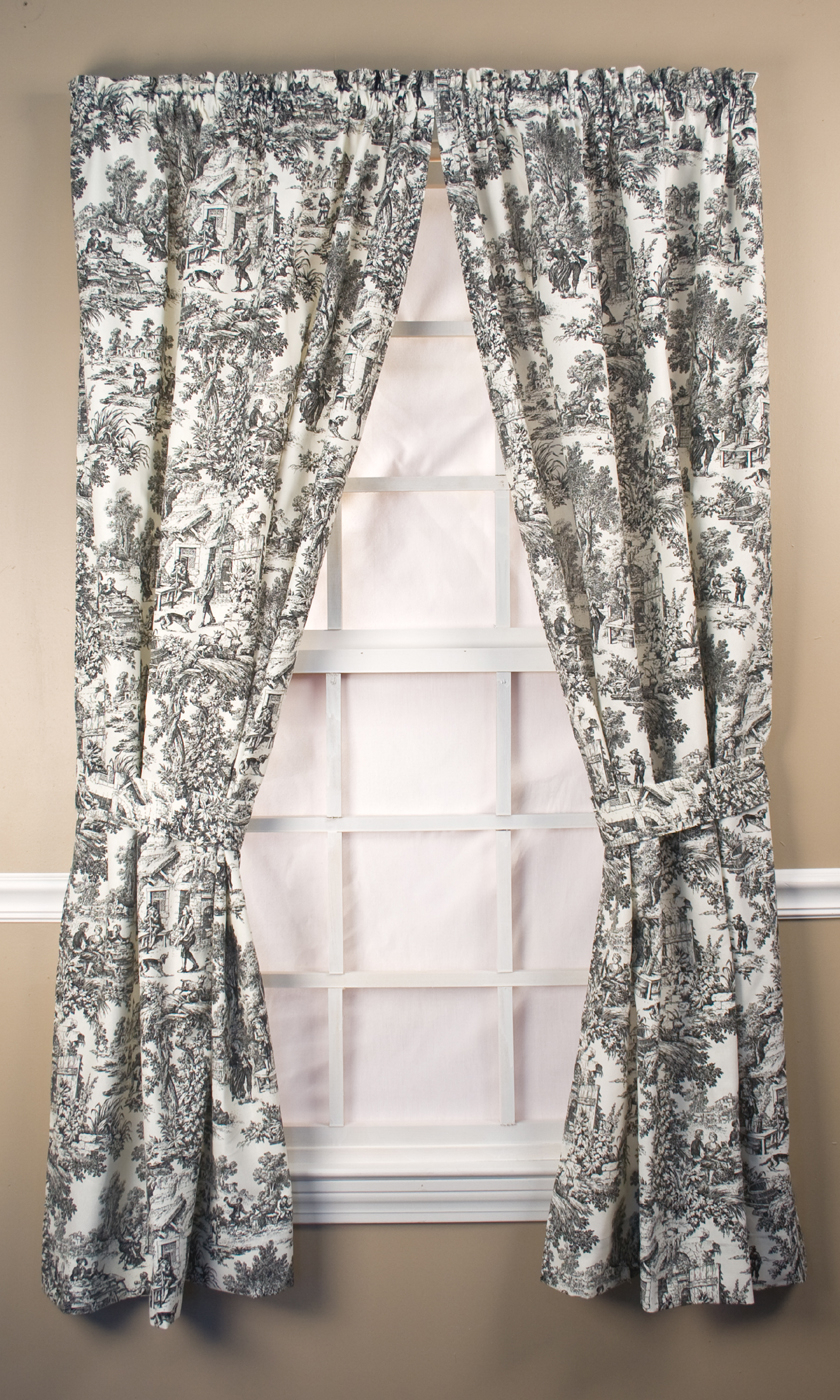 2020 Curtains – Lace, Patterned, Floral, Striped, Solid Throughout Gray Barn Dogwood Floral Curtain Panel Pairs (View 18 of 20)