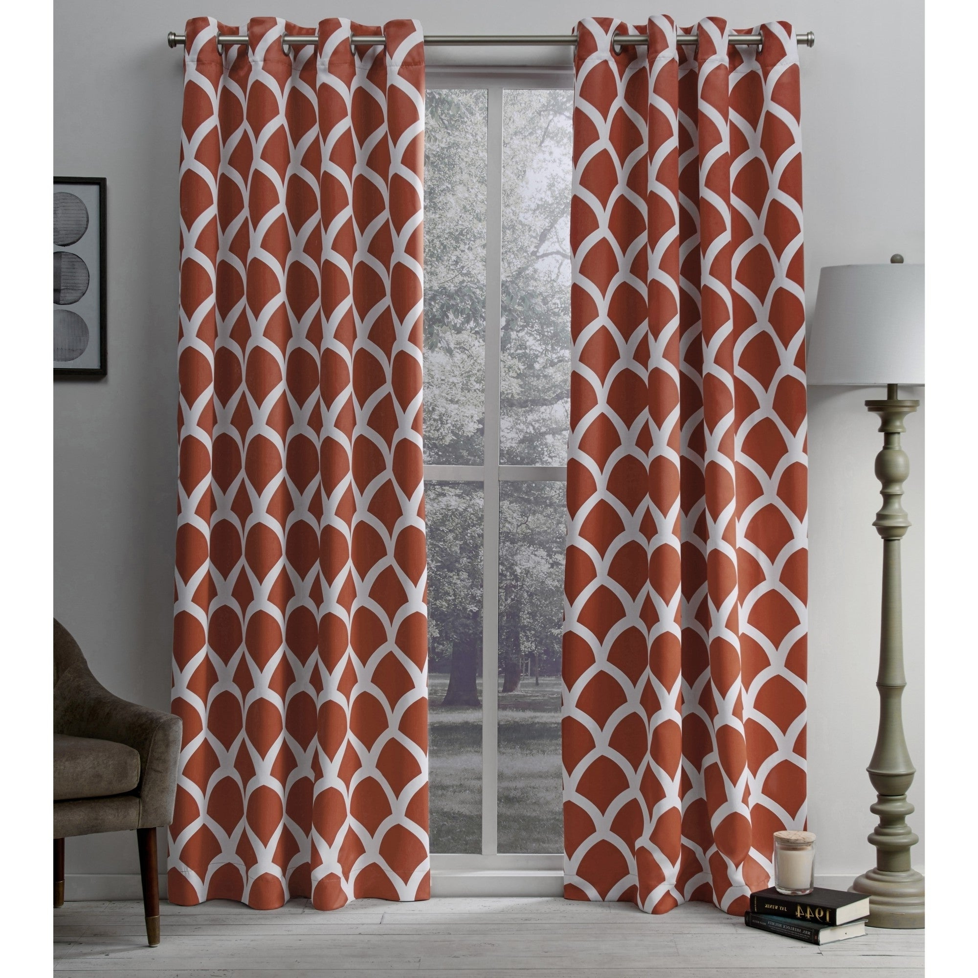 2020 Sateen Woven Blackout Curtain Panel Pairs With Pinch Pleat Top Intended For The Curated Nomad Ames Sateen Woven Blackout Grommet Top Curtain Panel Pair (View 1 of 20)