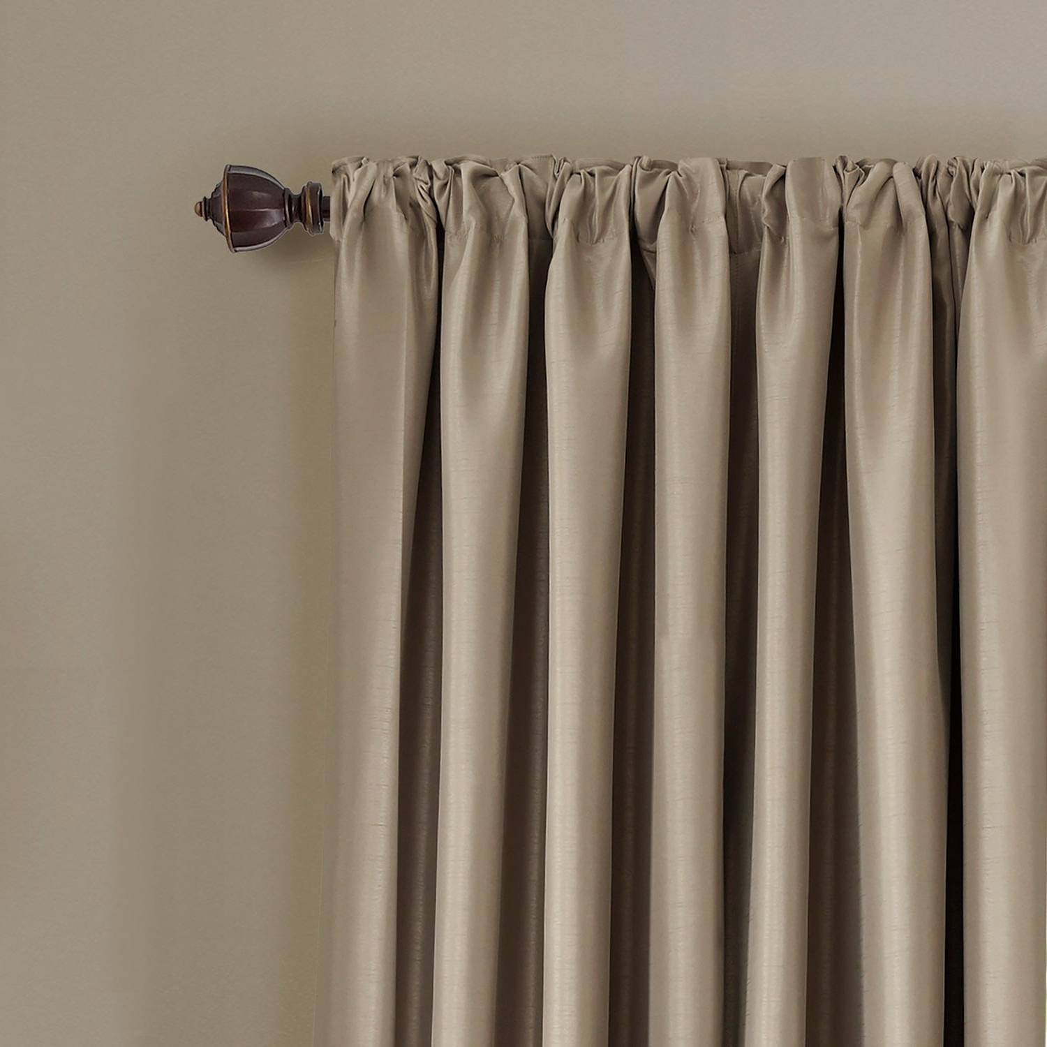 All Seasons Blackout Window Curtains Within Well Liked All Seasons Waterfall Window Valance (View 9 of 20)