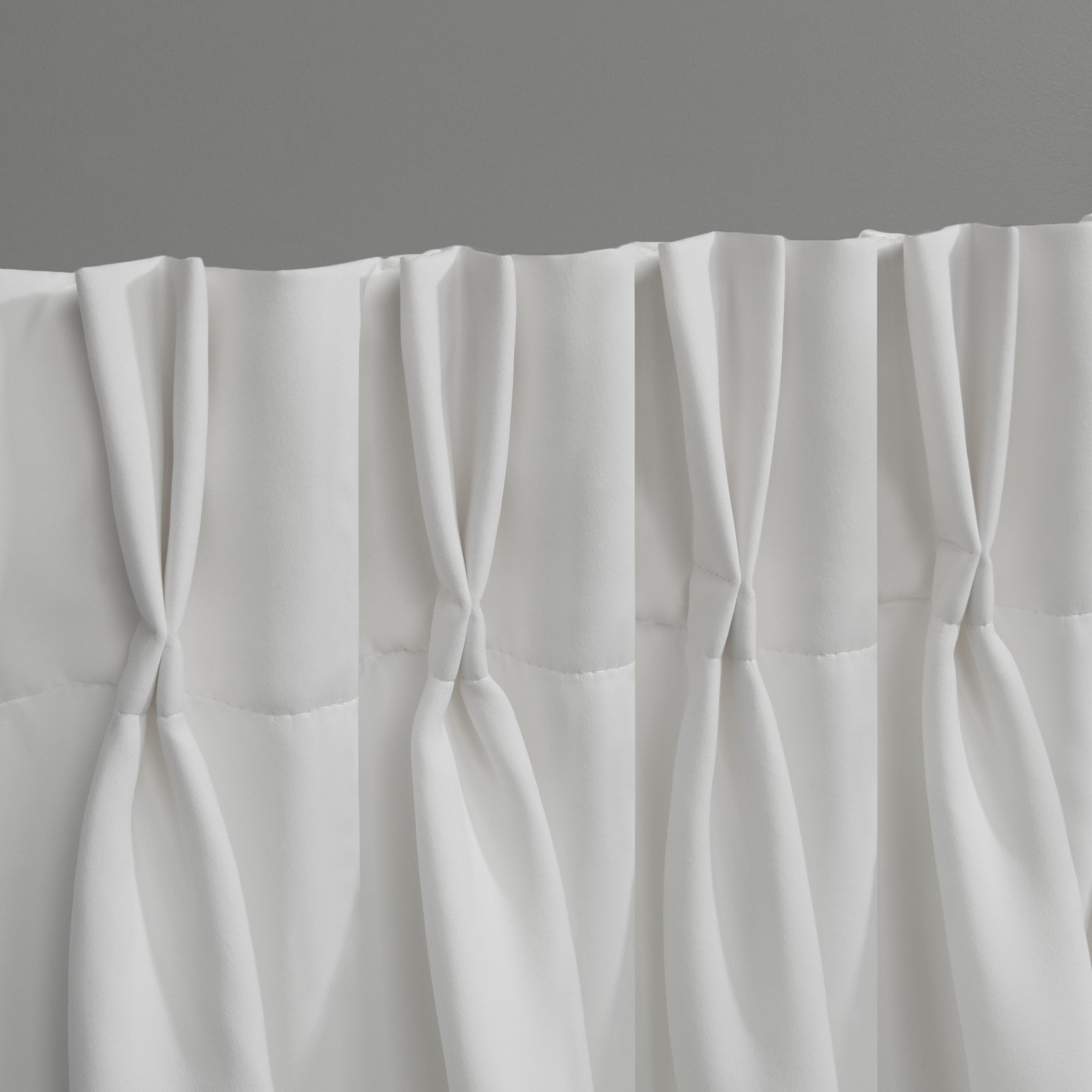 Ati Home Belgian Jacquard Sheer Double Pinch Pleat Top Curtain Panel Pair For Most Recent Double Pinch Pleat Top Curtain Panel Pairs (View 4 of 20)