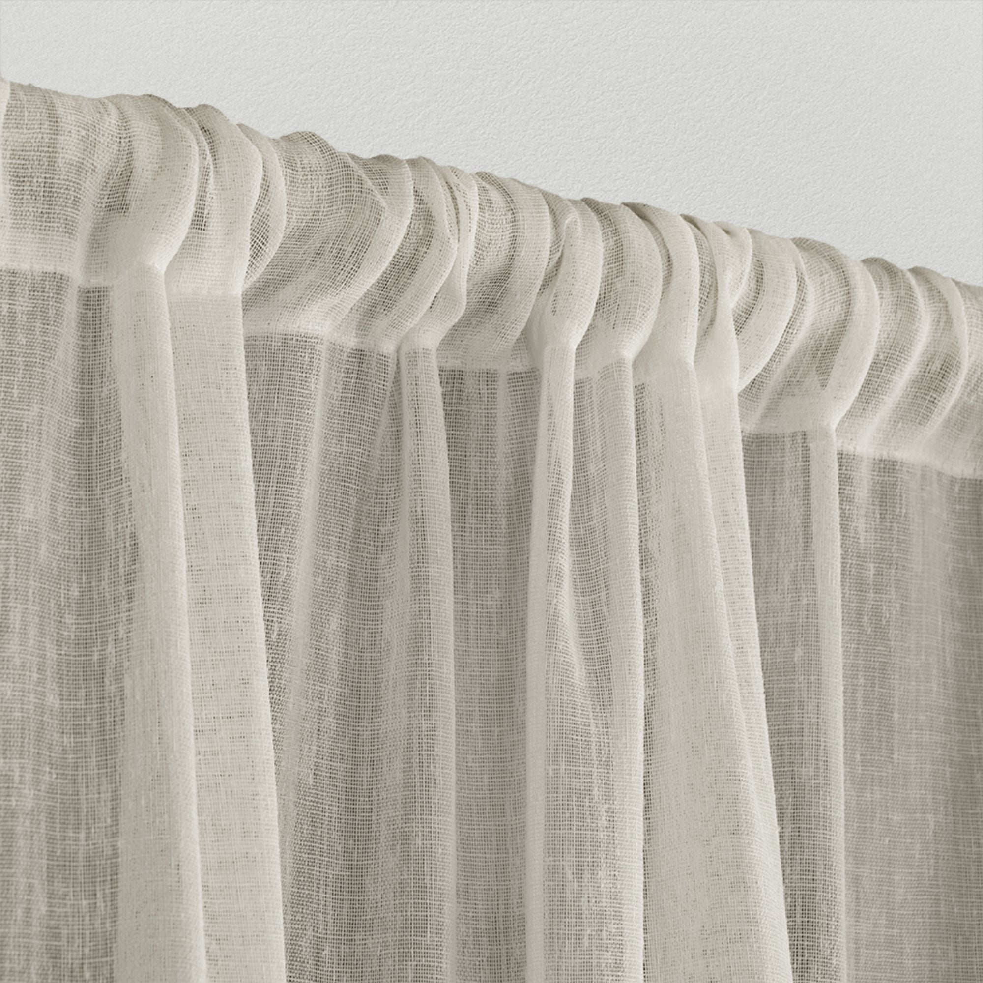Belgian Sheer Window Curtain Panel Pairs With Rod Pocket Inside Well Liked Ati Home Belgian Sheer Window Curtain Panel Pair With Rod Pocket (View 7 of 20)