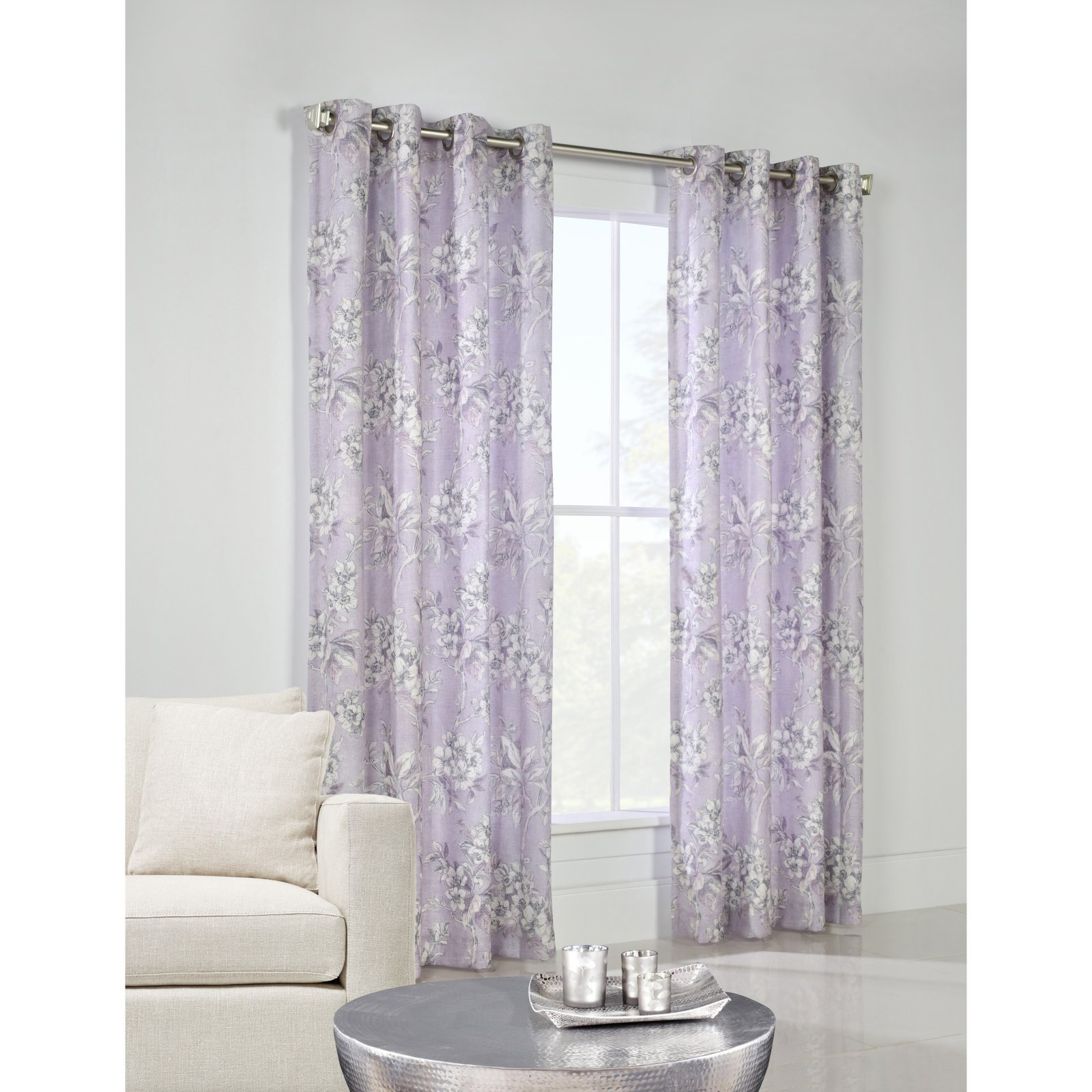 Best And Newest Thermalogic Caldwell Lined Grommet Top Curtain Single Panel Intended For Caldwell Curtain Panel Pairs (View 2 of 20)