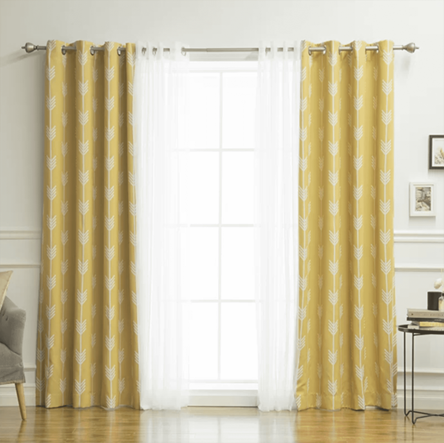 Best Insulated Blackout Curtains (View 16 of 20)