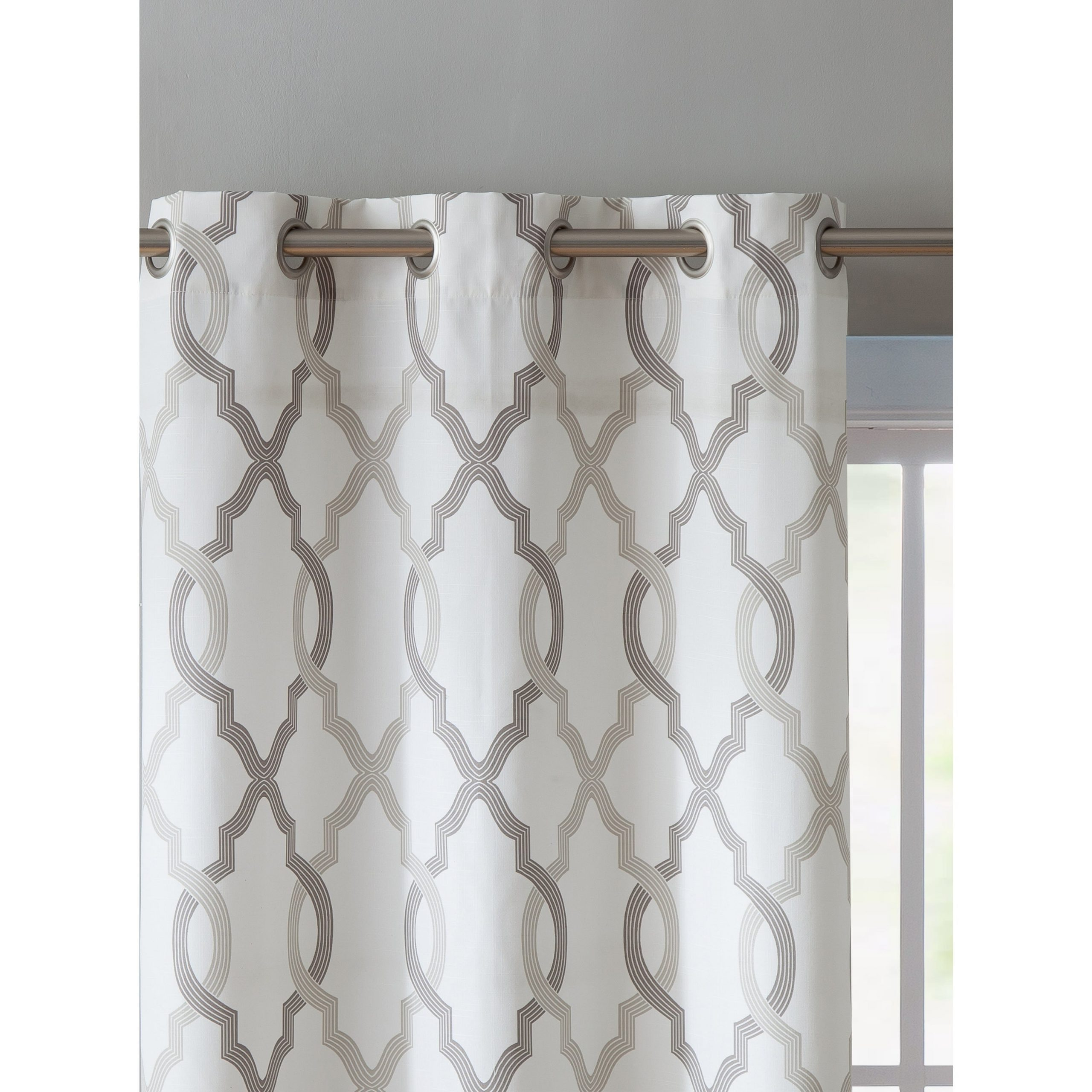 Caldwell Curtain Panel Pairs Within 2021 Vcny Home Caldwell Curtain Panel Pair (View 7 of 20)