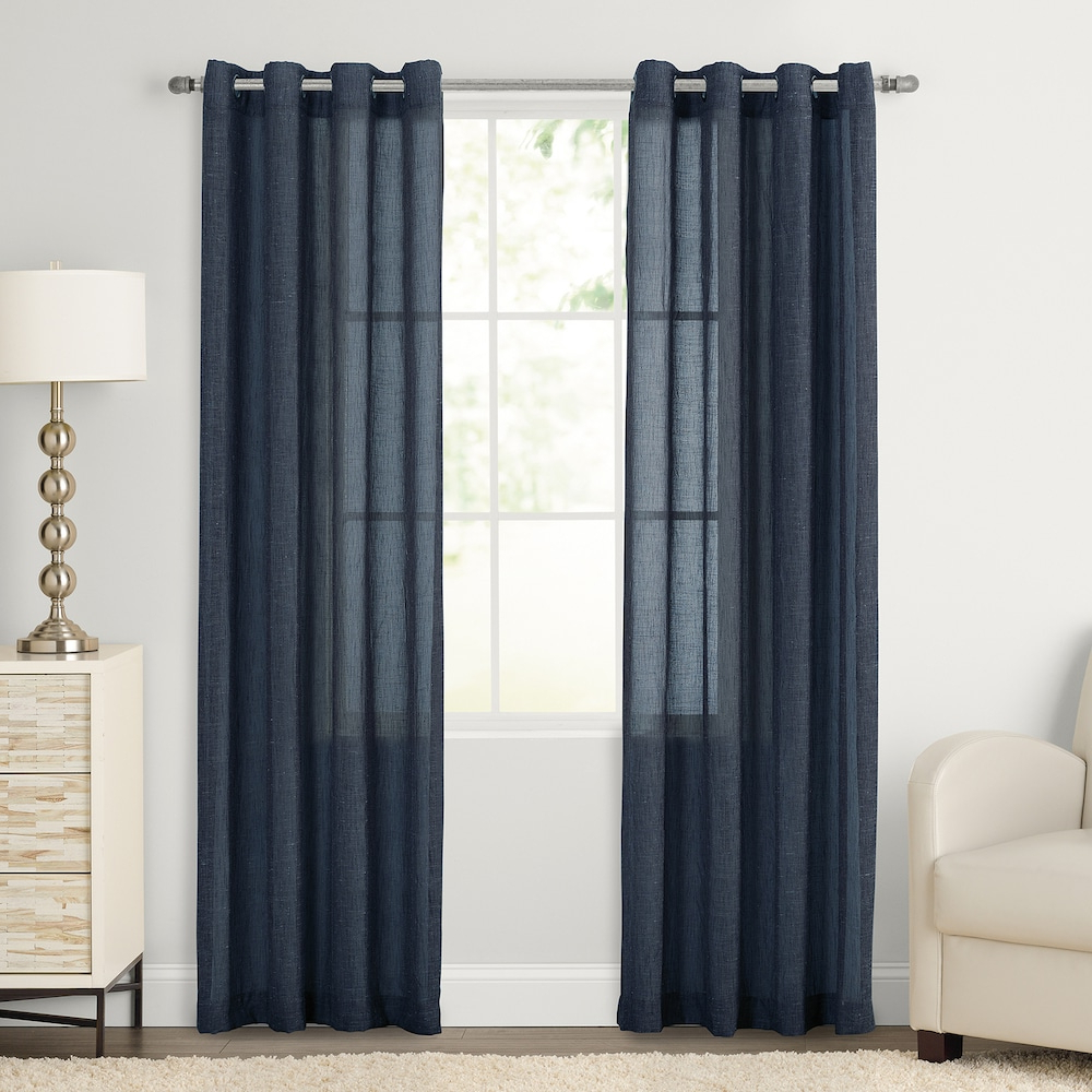 Chester Polyoni Pintuck Curtain Panels Intended For Current Sonoma Goods For Life Sonoma Goods For Life 2 Pack Ayden (View 6 of 20)
