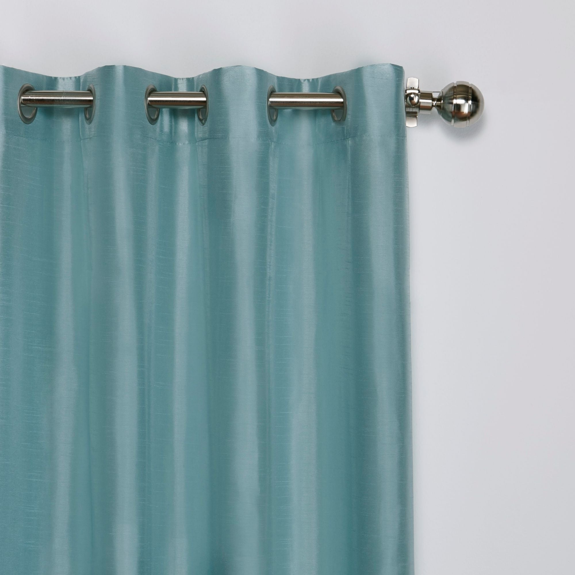 Copper Grove Fulgence Faux Silk Grommet Top Panel Curtains With Preferred Copper Grove Fulgence Faux Silk Grommet Top Panel Curtains – N/ A (View 16 of 20)