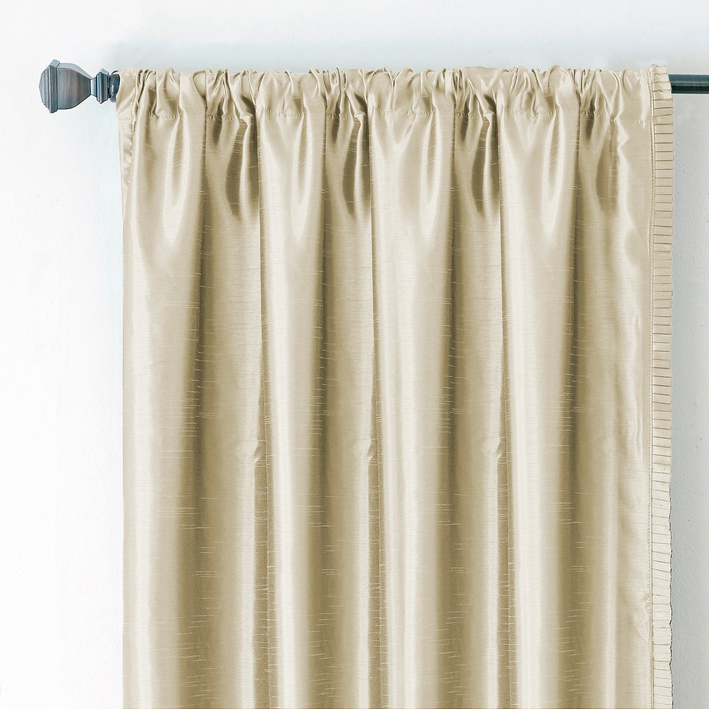 Current Elrene Versailles Pleated Blackout Curtain Panels Regarding Elrene Versailles Pleated Blackout Curtain Panel (View 6 of 20)