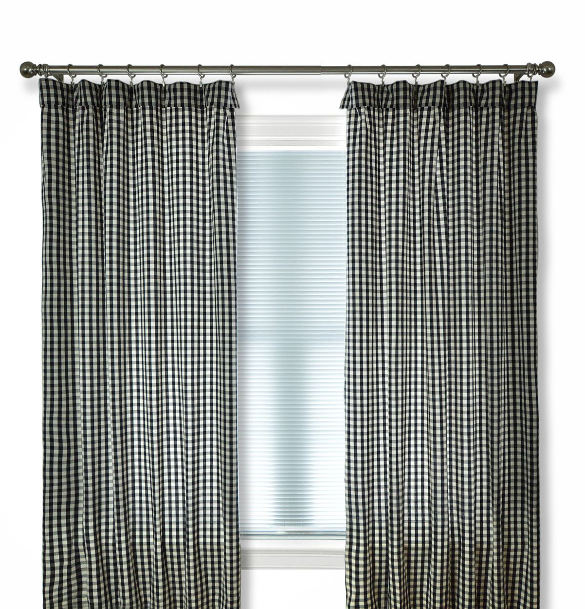 Current Tuscan Thermal Backed Blackout Curtain Panel Pairs In Rod Pocket Curtains – Thecurtainshop (View 16 of 20)