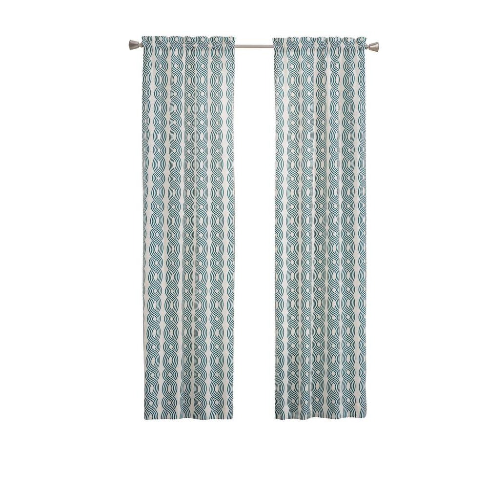 Curtain Panel Pairs Within Most Popular Pairs To Go Zaya 84 In (View 4 of 20)