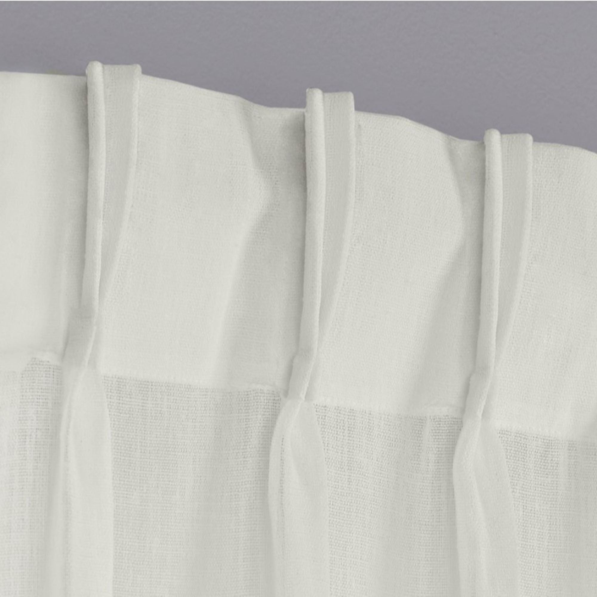 Details About Ati Home Belgian Jacquard Sheer Double Pinch Pleat Top Within Favorite Double Pinch Pleat Top Curtain Panel Pairs (View 9 of 20)