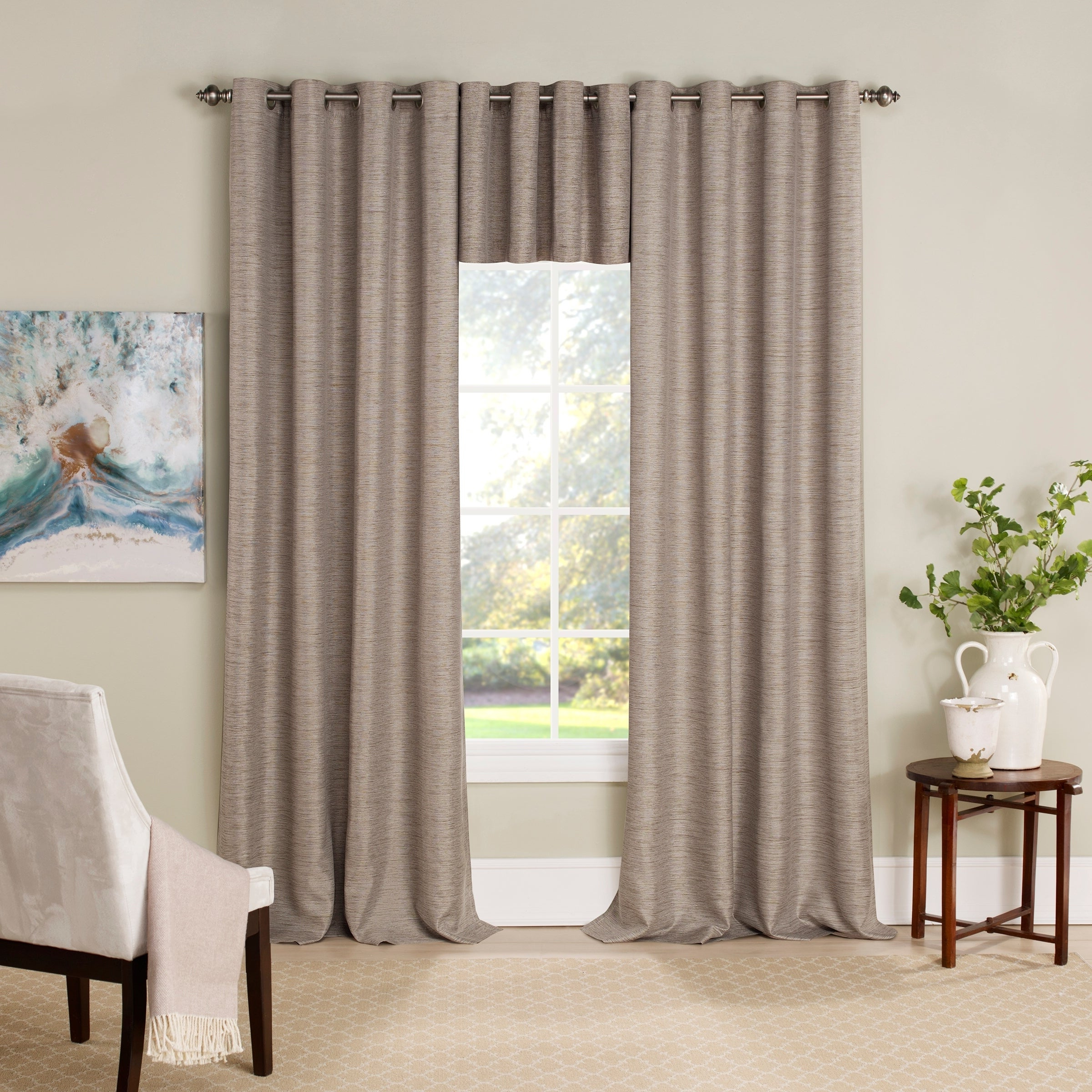 Featured Photo of Eclipse Newport Blackout Curtain Panels