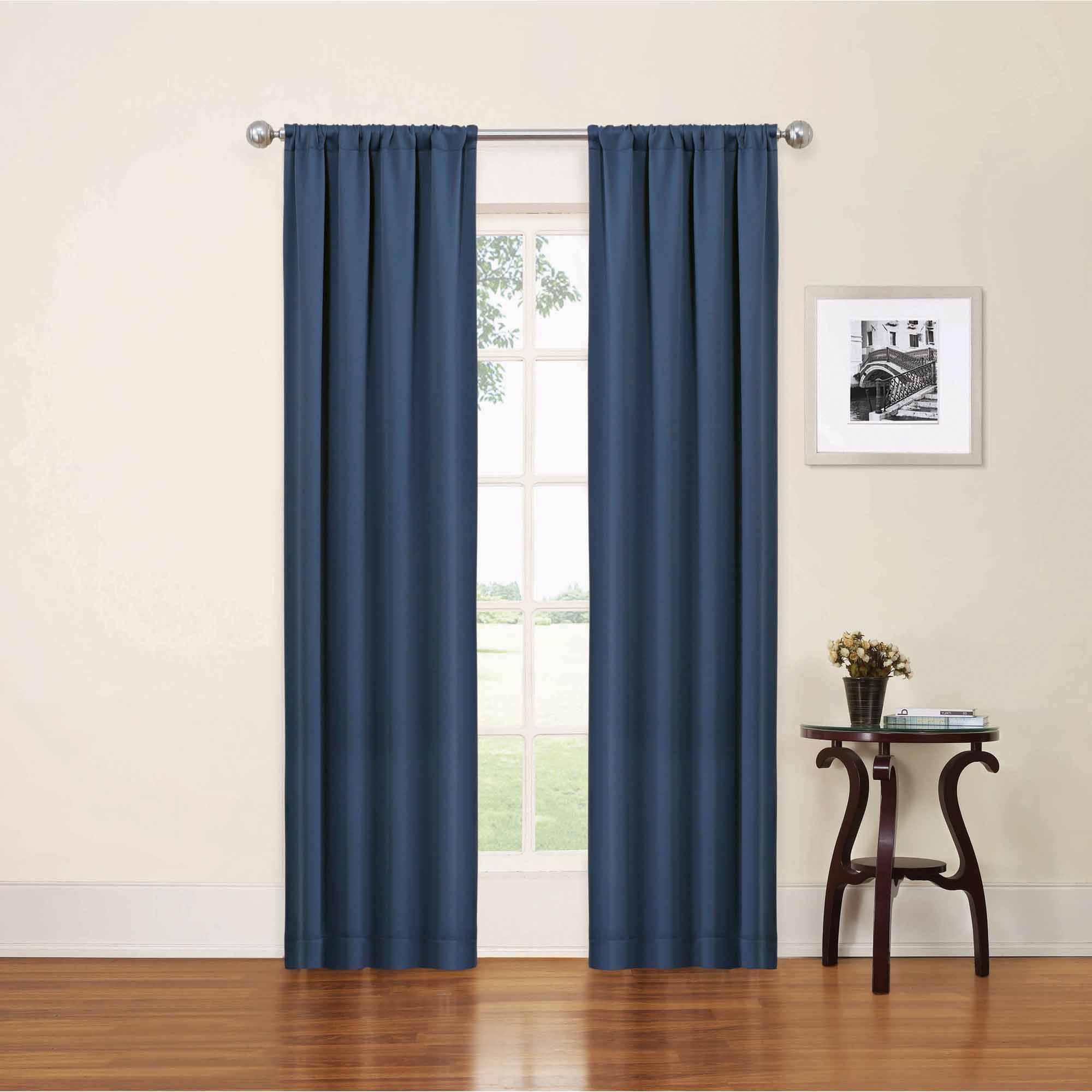 Eclipse Phoenix Blackout Window Curtain Panel Pair Regarding Well Known Room Darkening Window Curtain Panel Pairs (Gallery 12 of 20)
