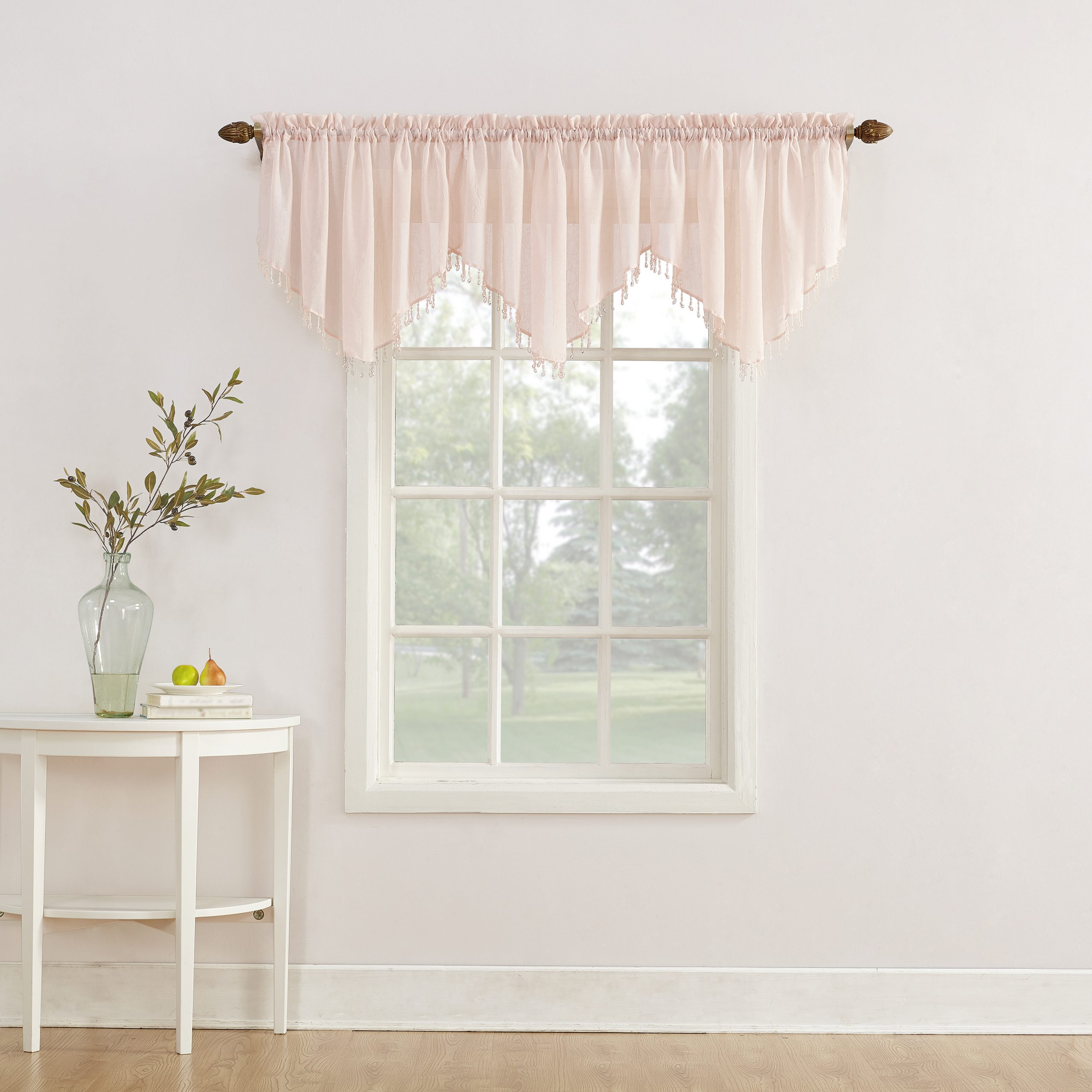 Erica Sheer Crushed Voile Single Curtain Panels With Regard To Most Recently Released No (View 17 of 20)