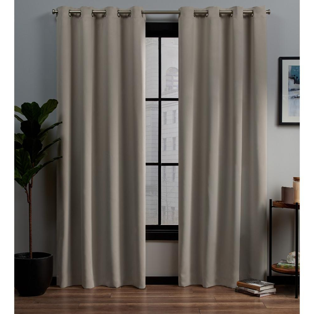 Exclusive Home Curtains Academy 52 In. W X 84 In (View 9 of 20)