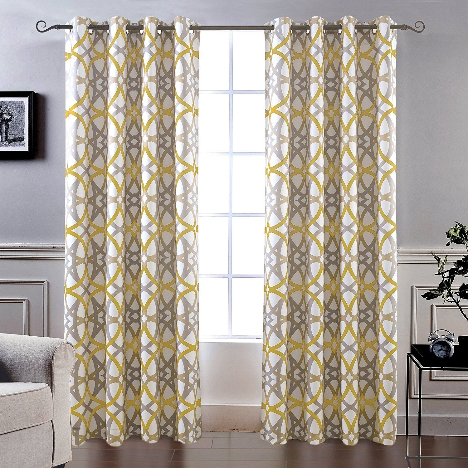 Famous Carson Carrington Jarvenpaa Insulated Blackout Grommet Window Curtain Panel Pair With Insulated Blackout Grommet Window Curtain Panel Pairs (View 9 of 20)
