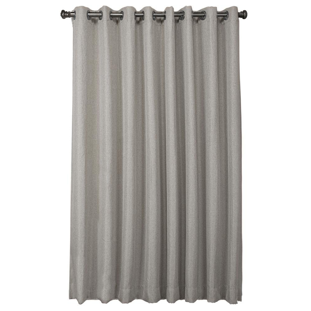 Famous Tacoma Double Blackout Grommet Curtain Panels Within Amazon: Ricardo Tacoma Grommet Patio Panel W/wand, (View 11 of 20)