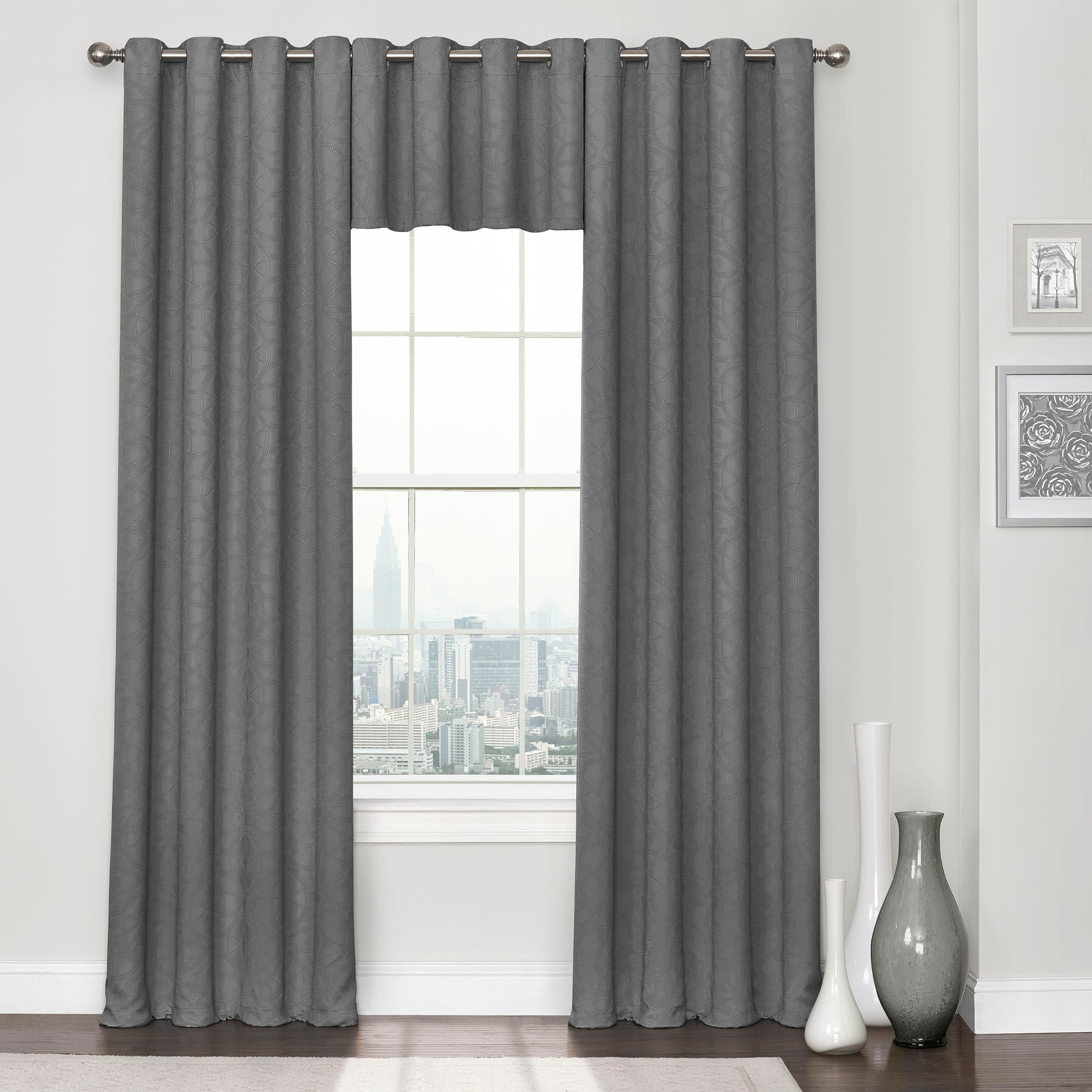 Famous Thermaweave Blackout Curtains Inside Eclipse Kingston Thermaweave Blackout Curtains – N/a (View 7 of 20)