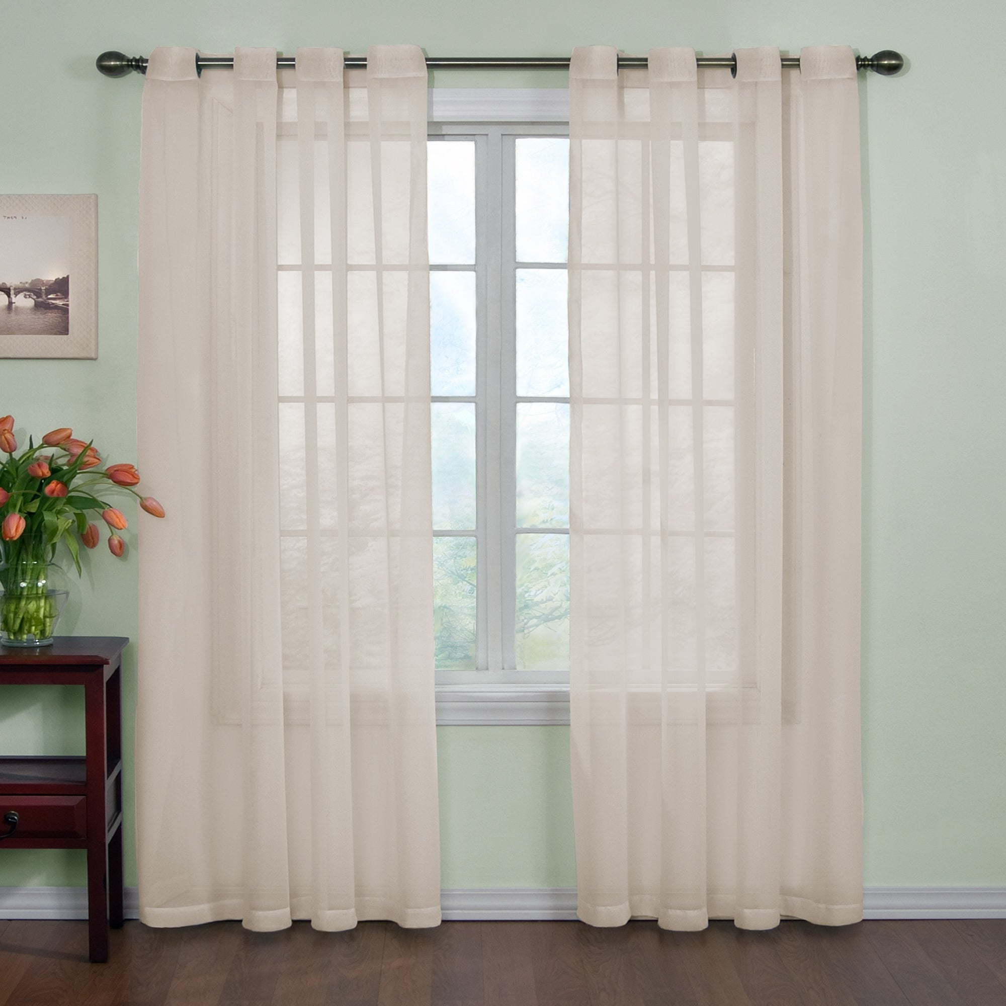 Featured Photo of Arm And Hammer Curtains Fresh Odor Neutralizing Single Curtain Panels