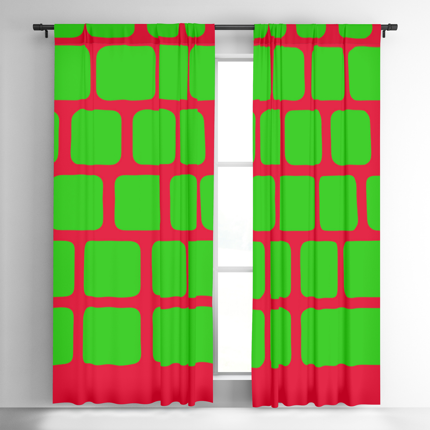Fashionable Keyes Blackout Single Curtain Panels Pertaining To Keyboard Keys Computer Input Pc Blackout Curtainetnousta (View 18 of 20)