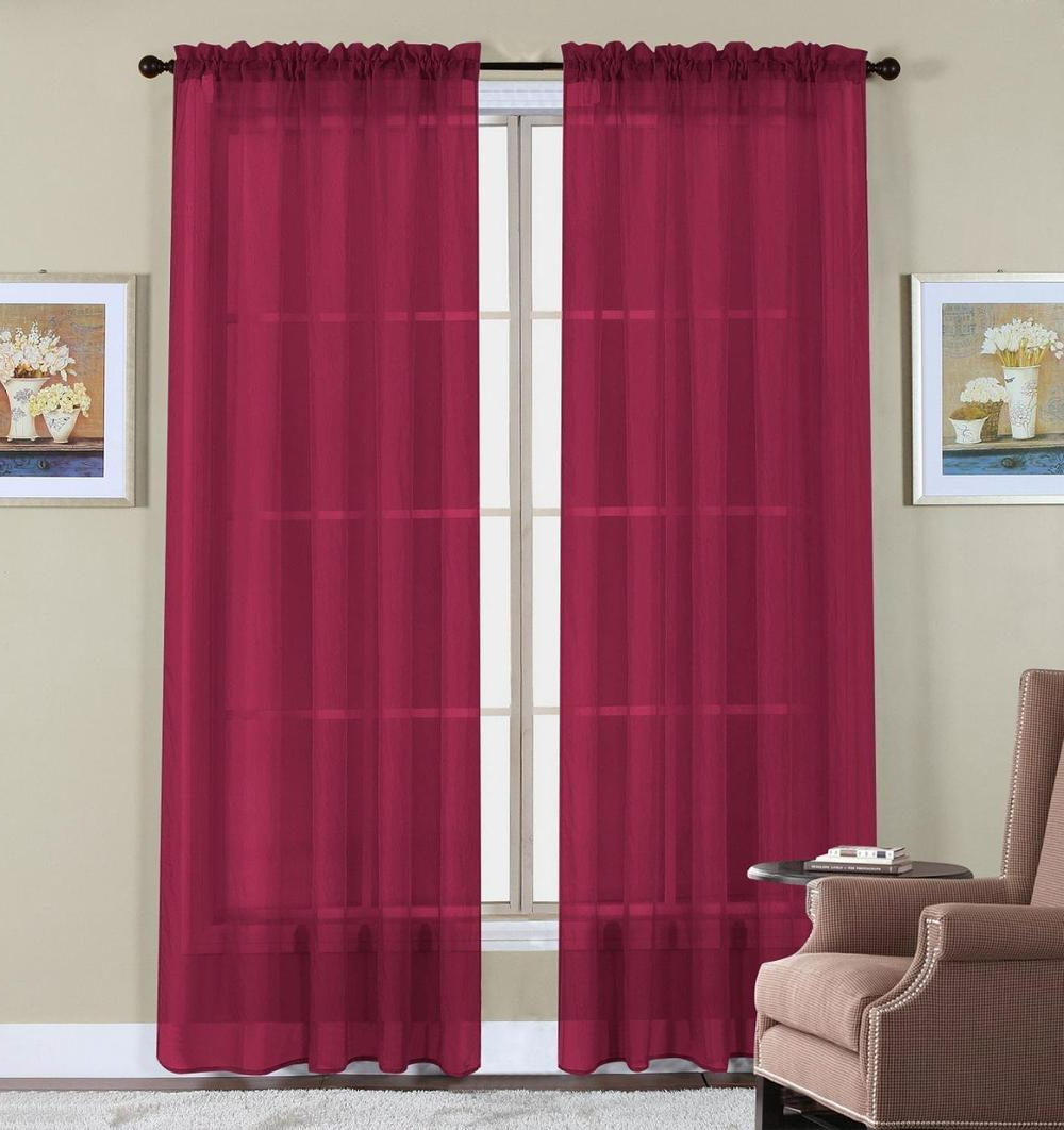 Fashionable Overseas Faux Silk Blackout Curtain Panel Pairs Throughout China Faux Silk Curtain Panels Wholesale 🇨🇳 – Alibaba (Gallery 13 of 20)