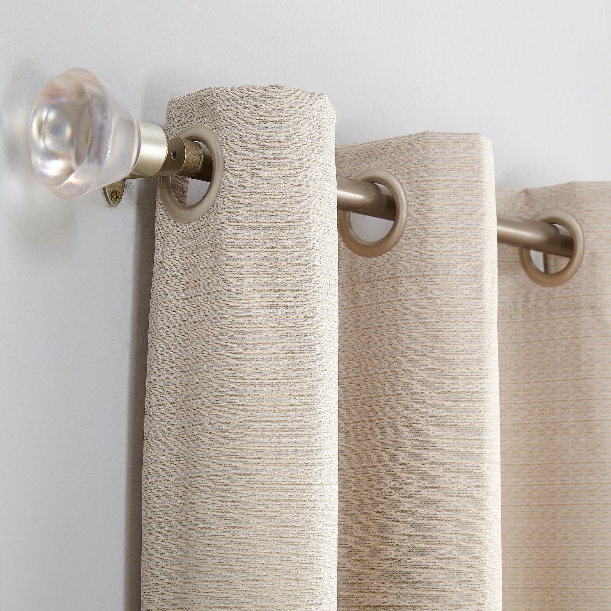 Favorite Cooper Textured Thermal Insulated Grommet Curtain Panels With Sun Zero Cooper Textured Thermal Insulated Grommet Curtain Panel (View 7 of 20)