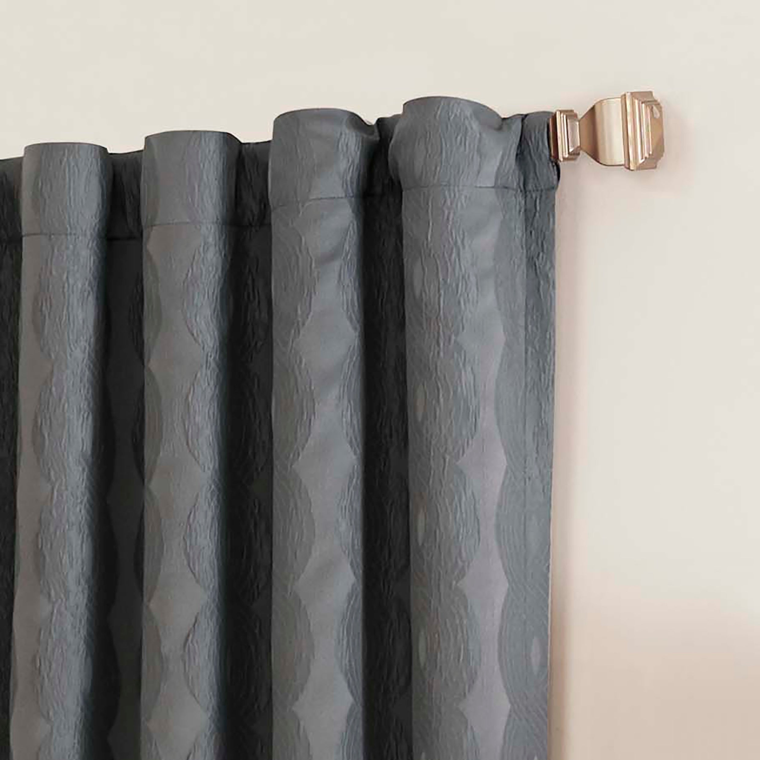 Favorite Gracewood Hollow Tucakovic Energy Efficient Fabric Blackout Curtains Intended For Eclipse Adalyn Thermalayer Blackout Single Curtain Panel (View 11 of 20)