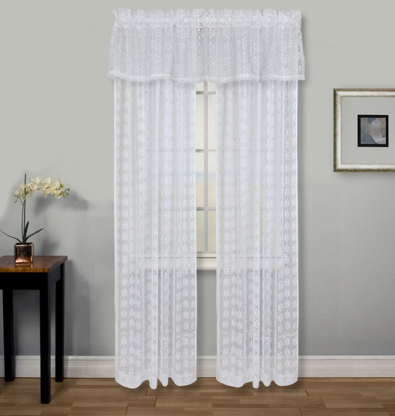Favorite Lace Curtains – Traditional And Insulated Styles With Regard To Luxurious Old World Style Lace Window Curtain Panels (View 17 of 20)