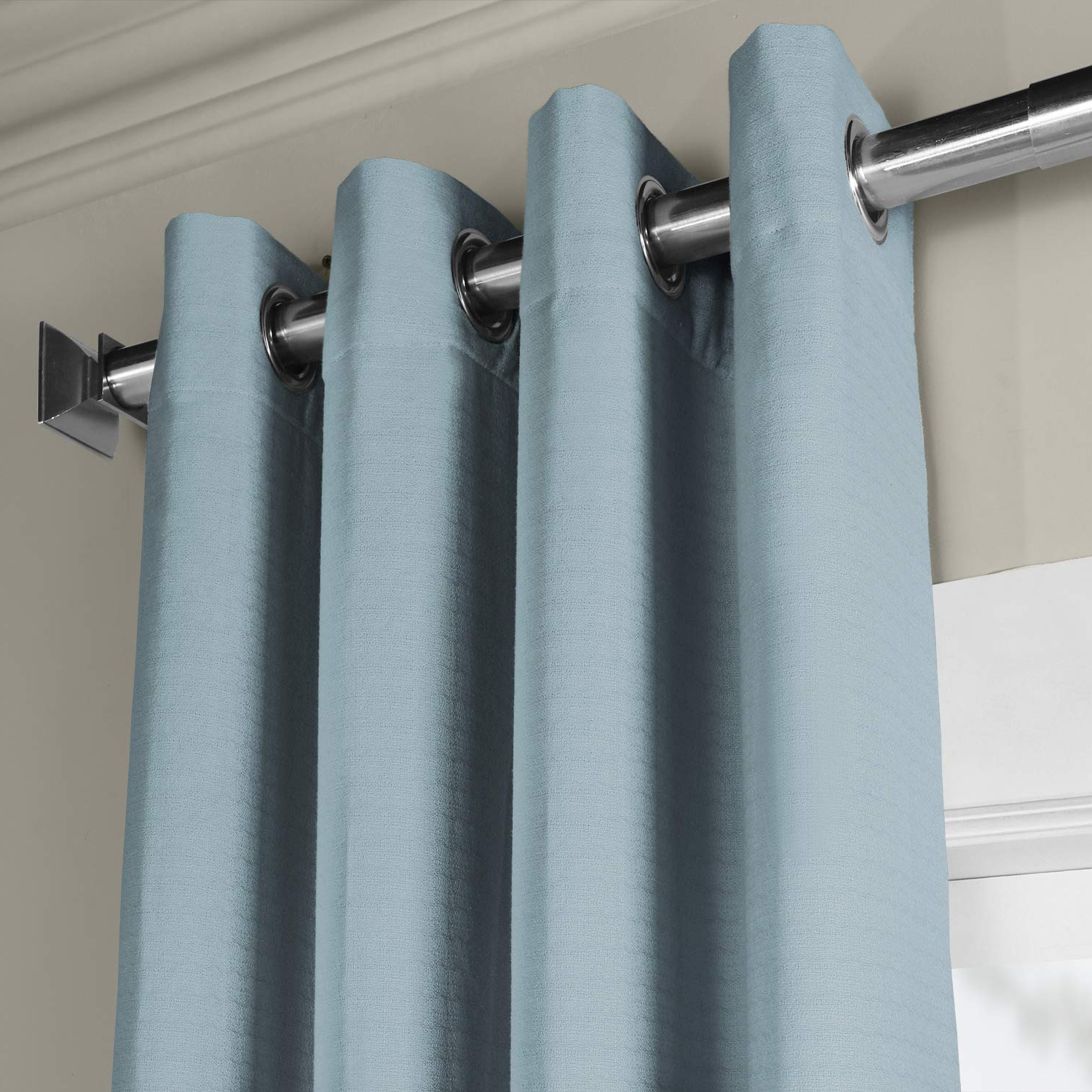 Fensterdekoration Hpd Half Price Drapes Bwlk 1856 120 Bark Throughout Latest Bark Weave Solid Cotton Curtains (View 14 of 20)