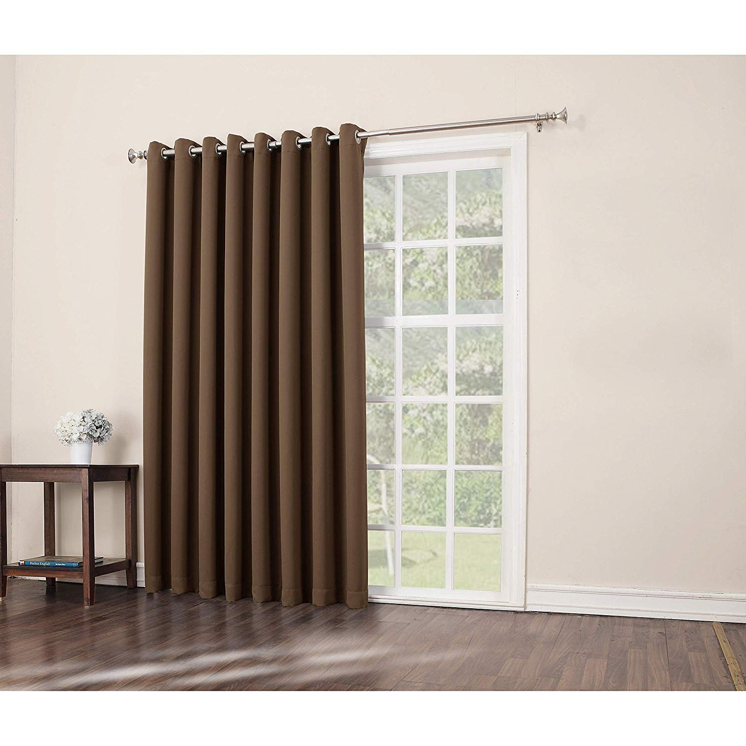 Featured Photo of Hayden Grommet Blackout Single Curtain Panels