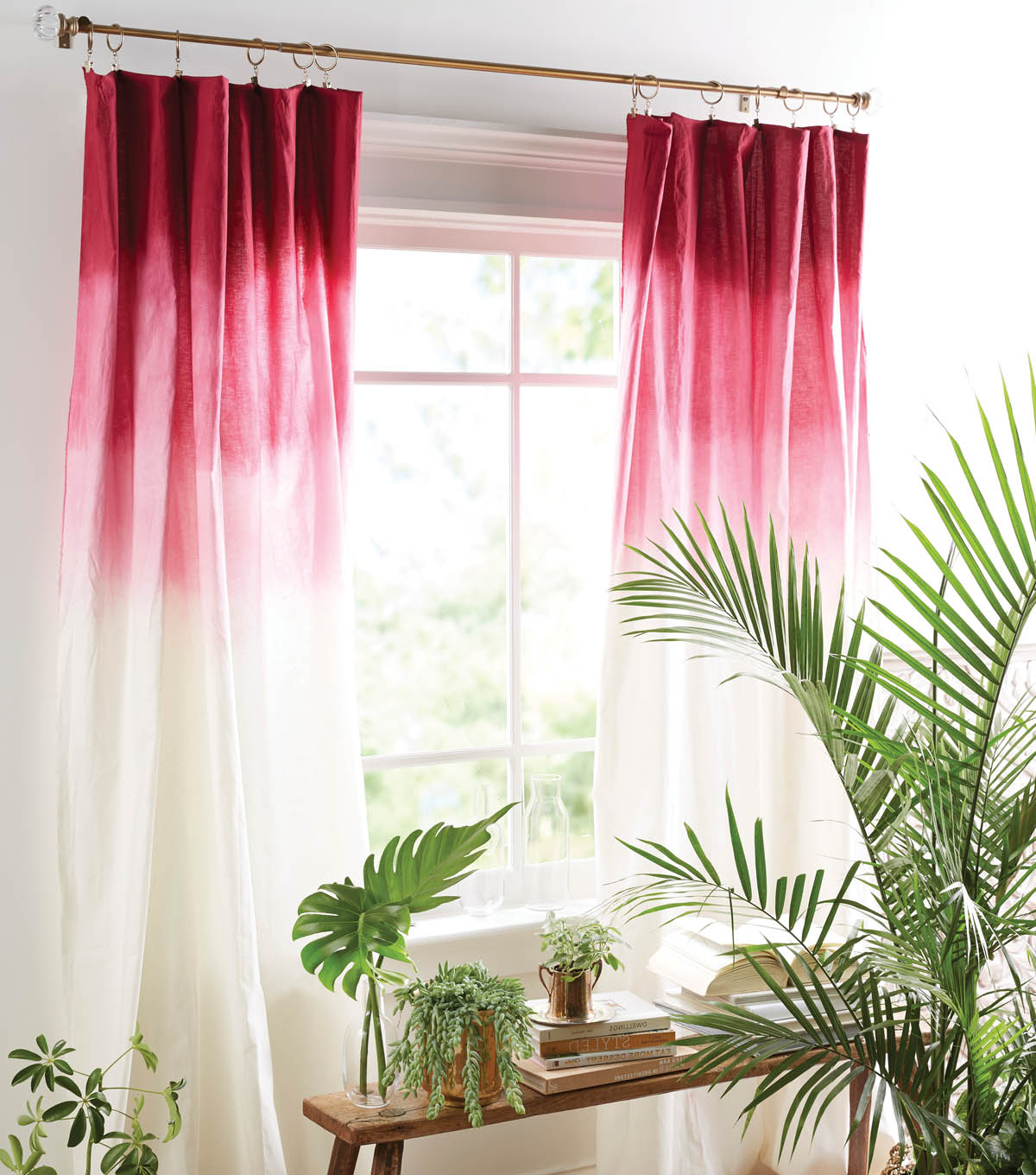 Joann Intended For Preferred Ombre Embroidery Curtain Panels (View 4 of 20)