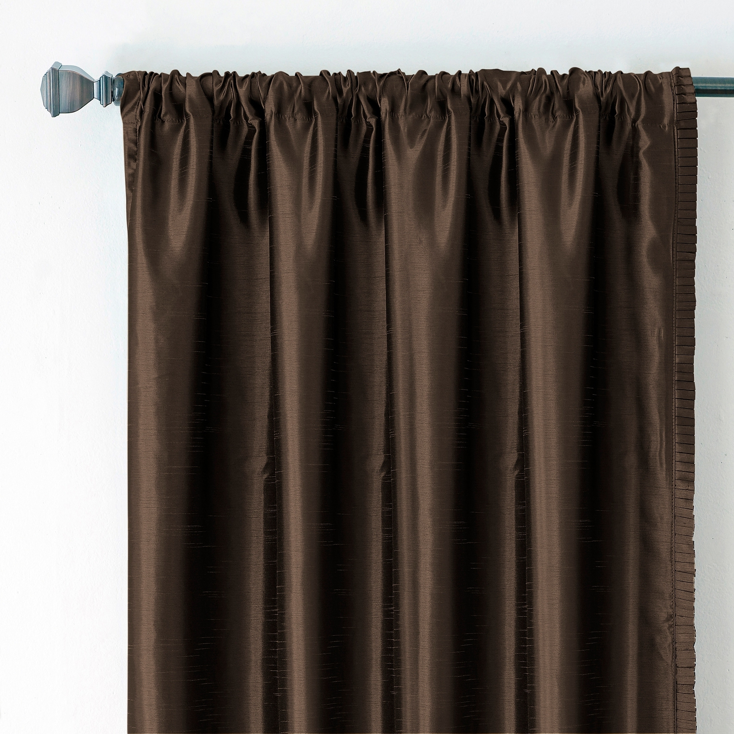 Latest Elrene Versailles Pleated Blackout Curtain Panels Within Elrene Versailles Pleated Blackout Curtain Panel (View 13 of 20)