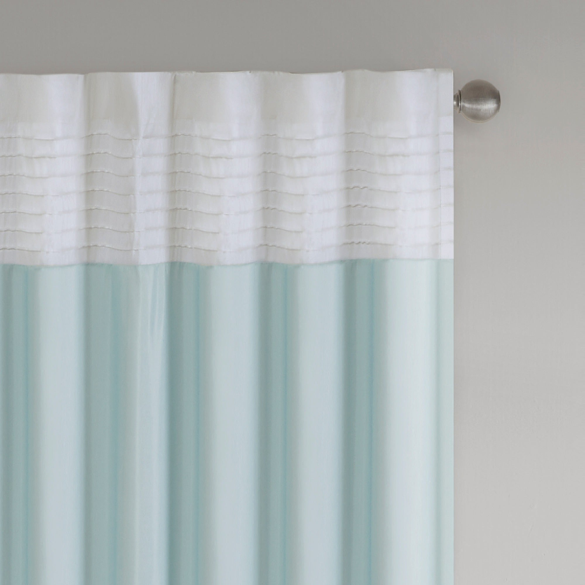 Madison Park Chester Polyoni Pintuck Curtain Panel – 50 X 84 With Regard To Well Known Chester Polyoni Pintuck Curtain Panels (View 15 of 20)