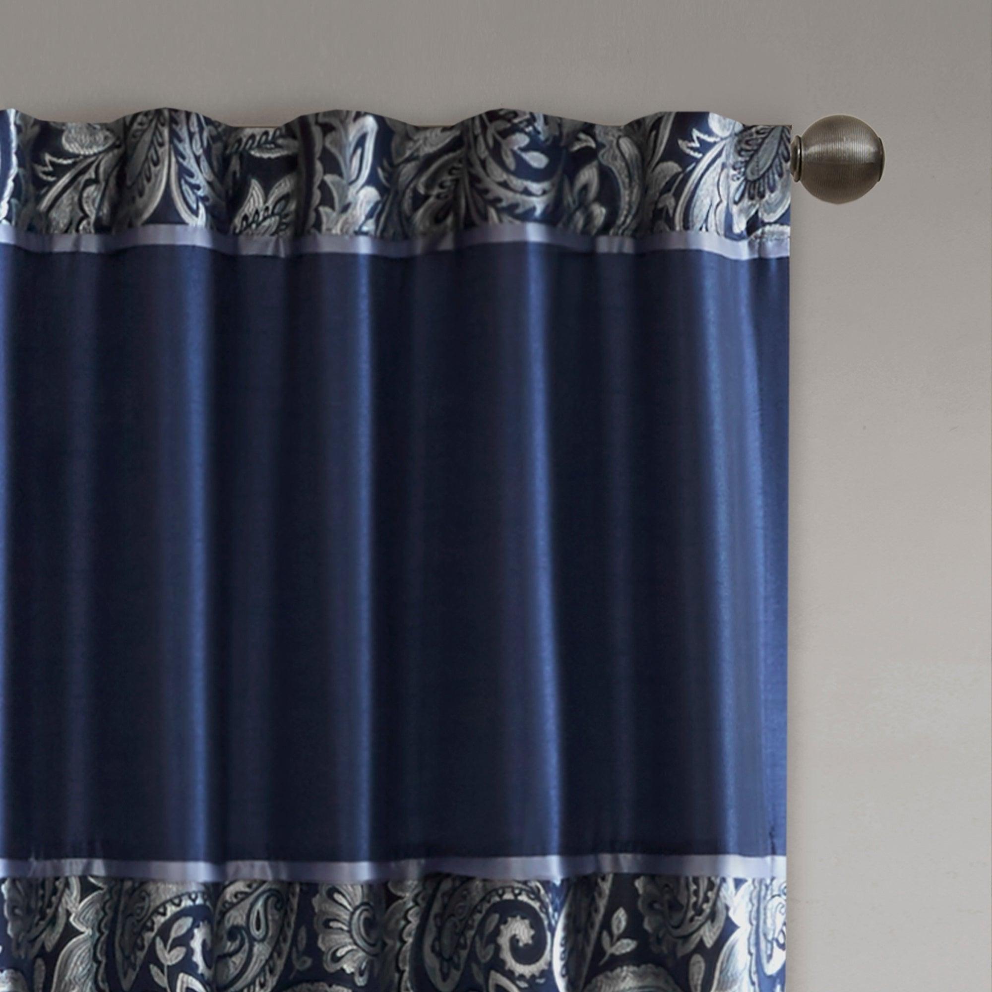 Madison Park Whitman Curtain Panel Pair Within Favorite Whitman Curtain Panel Pairs (View 9 of 20)