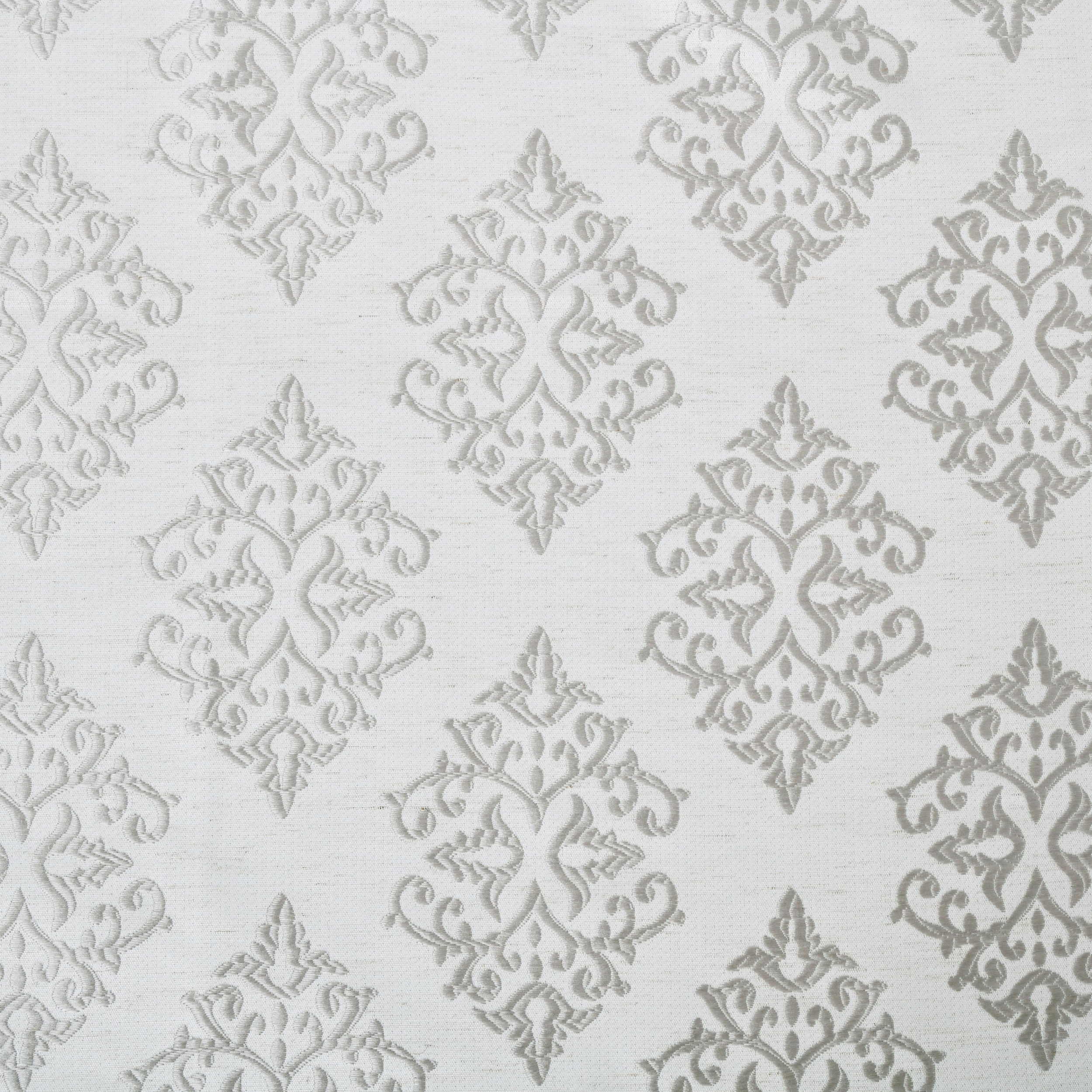 Miranda Haus Labrea Damask Jacquard Grommet Curtain Panels Throughout Most Recently Released Miranda Haus Labrea Damask Jacquard Grommet Curtain Panel (set Of 2) (View 7 of 20)