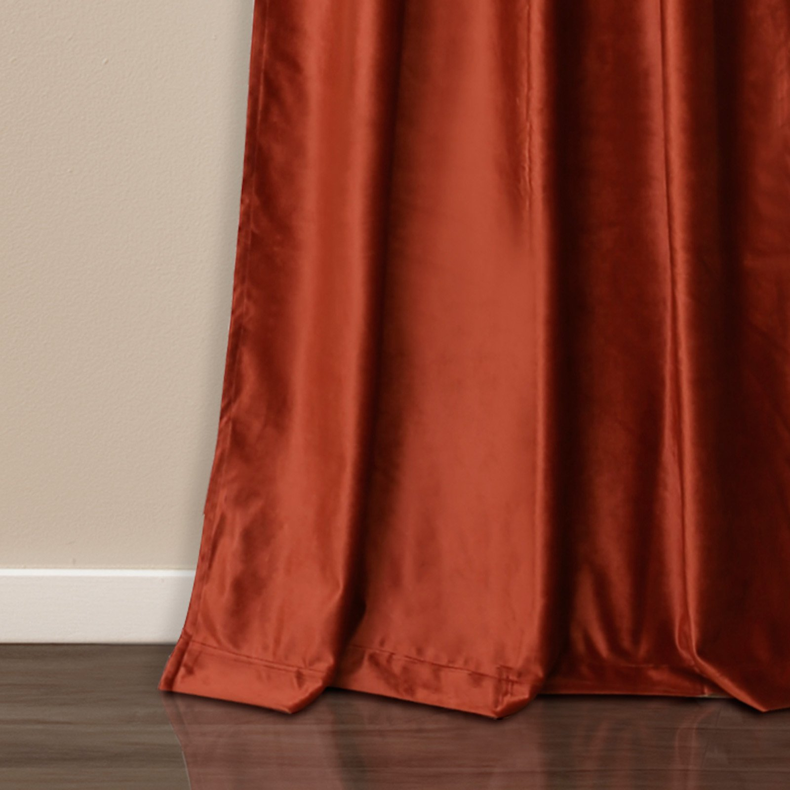 Most Current Prima Velvet Solid Room Darkening Window Curtain Set With Velvet Solid Room Darkening Window Curtain Panel Sets (View 16 of 20)
