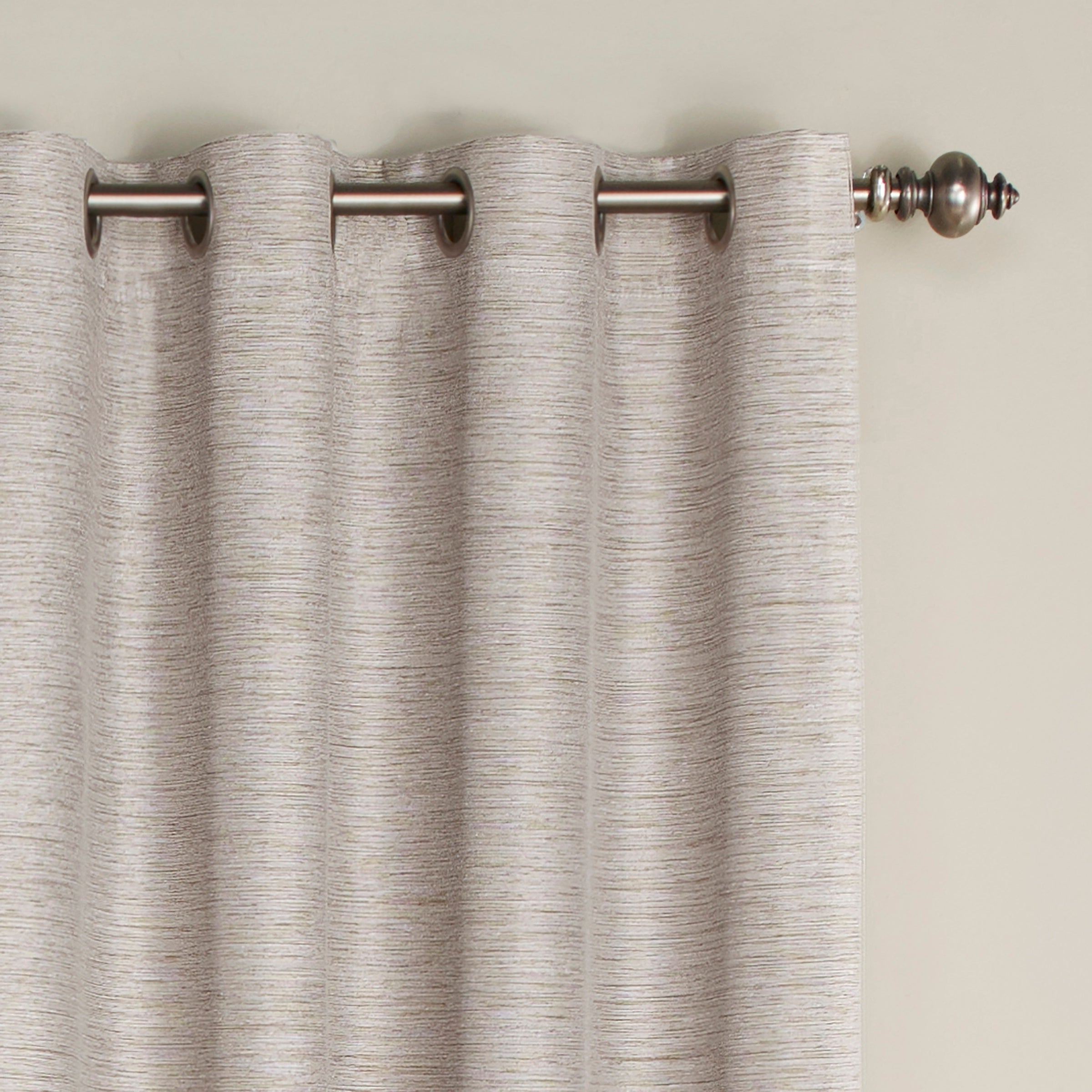 Most Popular Eclipse Newport Blackout Curtain Panels Pertaining To Eclipse Newport Blackout Curtain Panel – 52x (View 4 of 20)