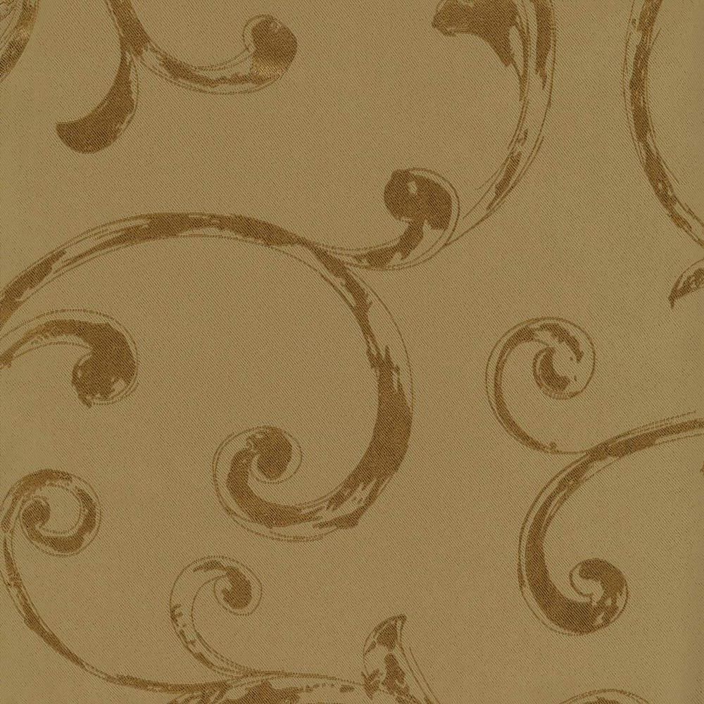 Most Popular Elrene Mia Jacquard Scroll Blackout Window Curtain With Elrene Mia Jacquard Blackout Curtain Panels (Gallery 9 of 20)