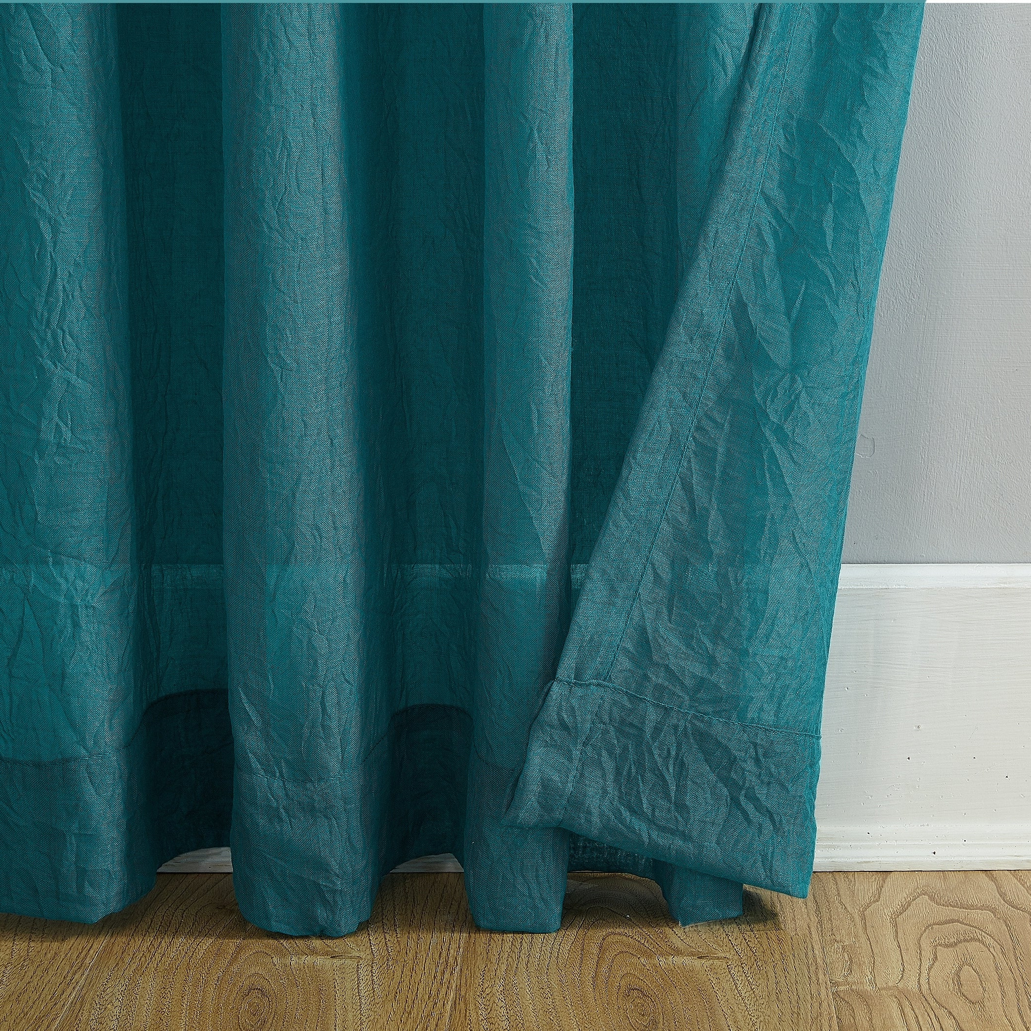Most Popular No. 918 Ladonna Rod Pocket Solid Semi Sheer Window Curtain Panel Pertaining To Ladonna Rod Pocket Solid Semi Sheer Window Curtain Panels (Gallery 16 of 20)