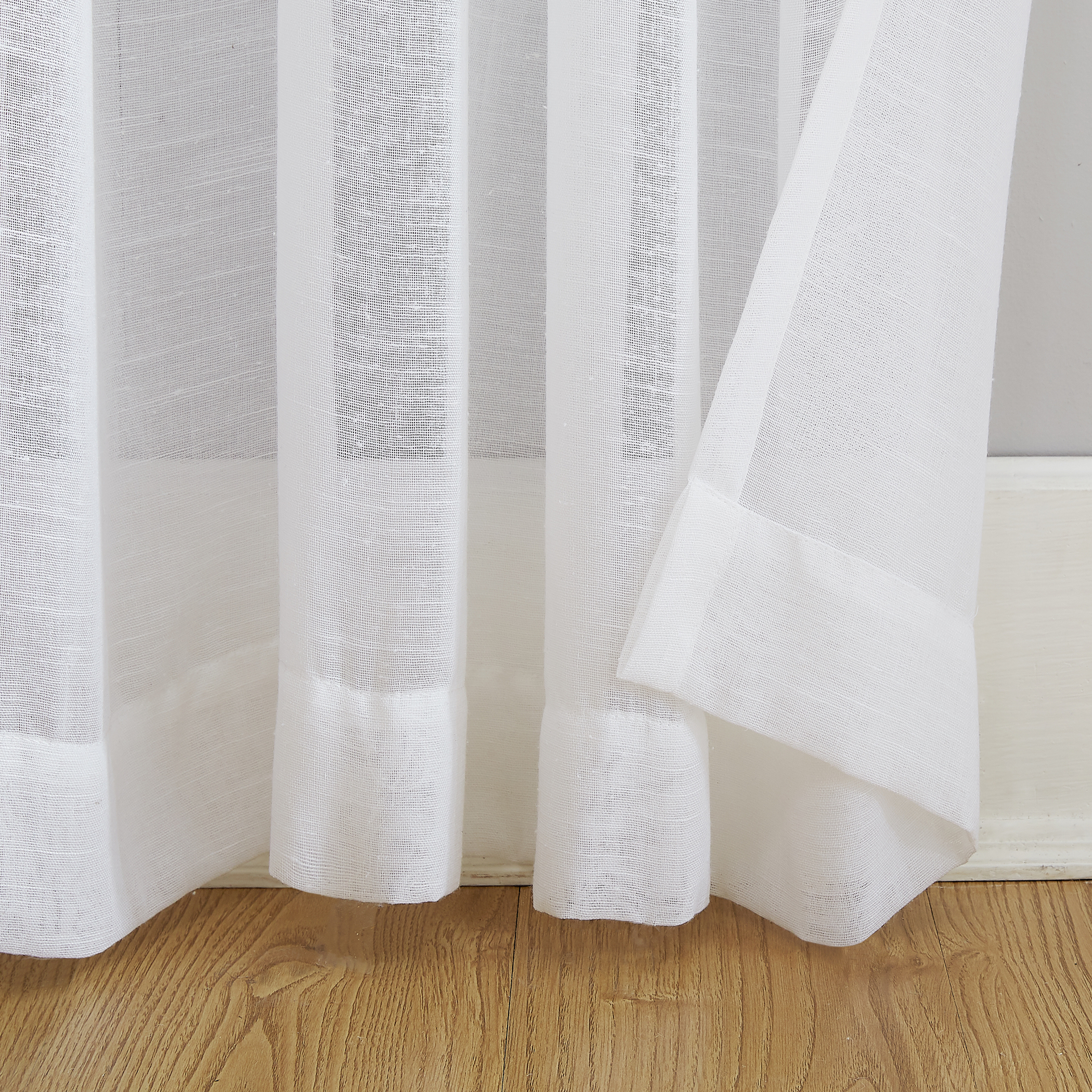 Most Recently Released Archaeo Slub Textured Linen Blend Grommet Top Curtains With Archaeo Slub Textured Linen Blend Grommet Top Curtain (View 16 of 20)