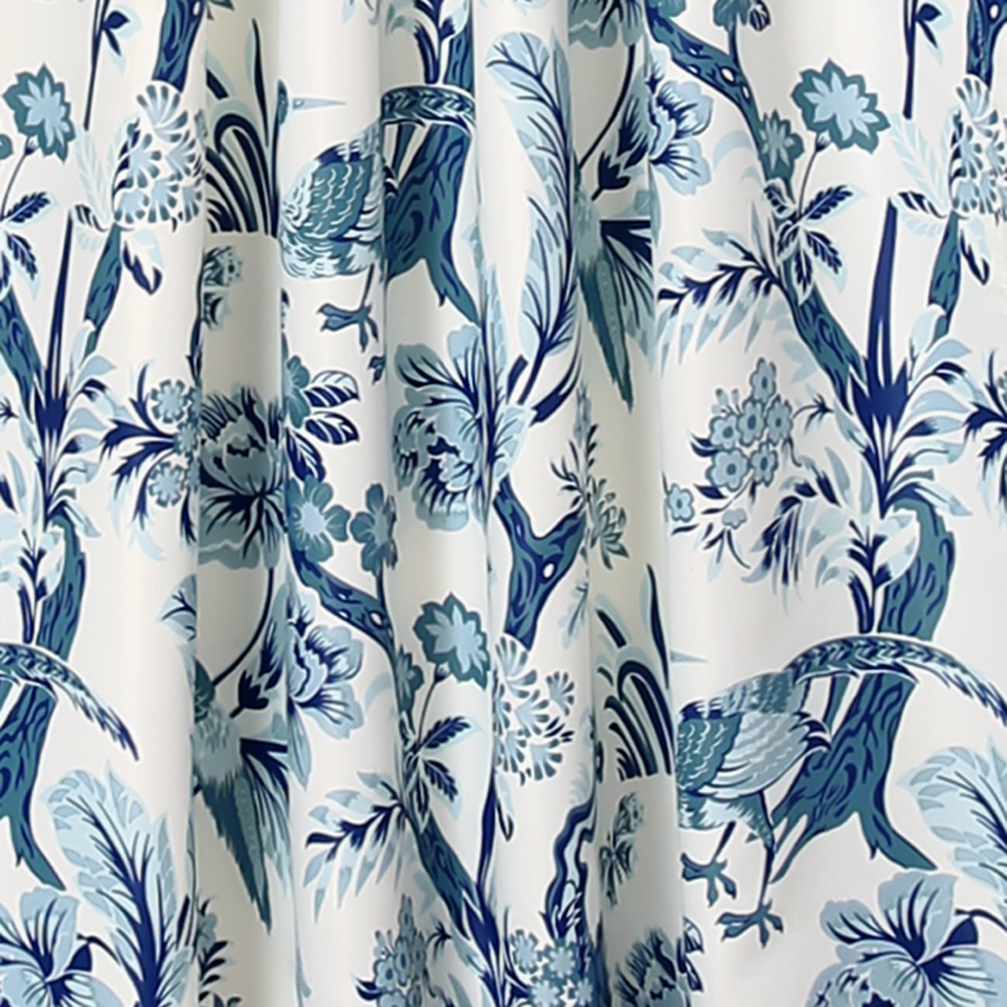 Most Recently Released Dolores Room Darkening Floral Curtain Panel Pairs With Regard To Lush Decor Dolores Room Darkening Floral Curtain Panel Pair (Gallery 5 of 20)